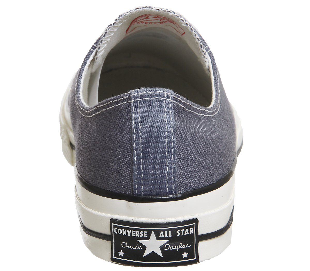 9695153a2842 Converse All Star Ox 70 S Light Carbon Black Trainers Shoes