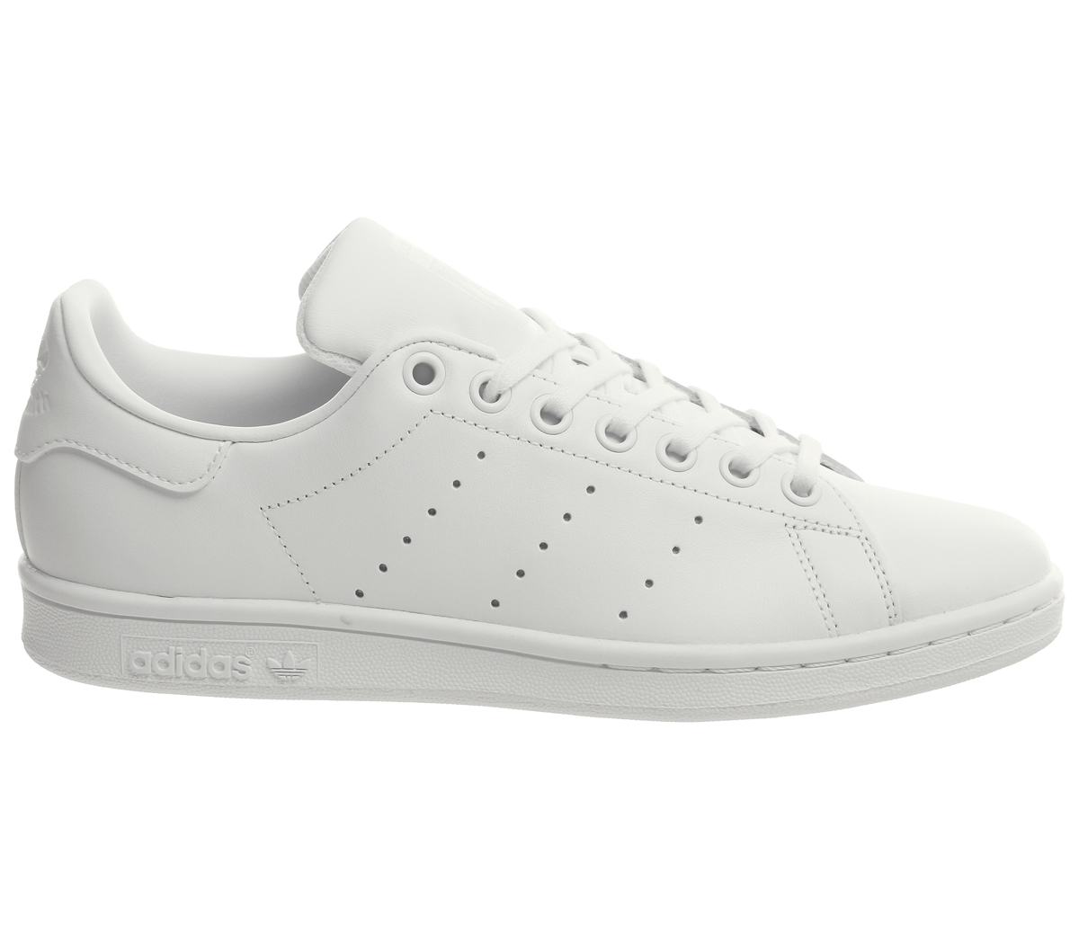 the latest d32d2 7294c SENTINEL Bambini Adidas Stan Smith GS formatori bianco MONO Kids