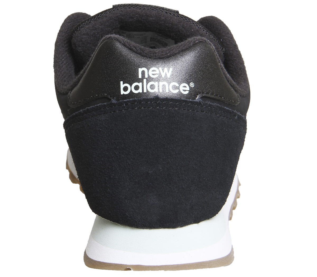 6ccb863bd6067 CENTINELA Nuevo Balance 373 instructores formadores negro zapatos de las  mujeres