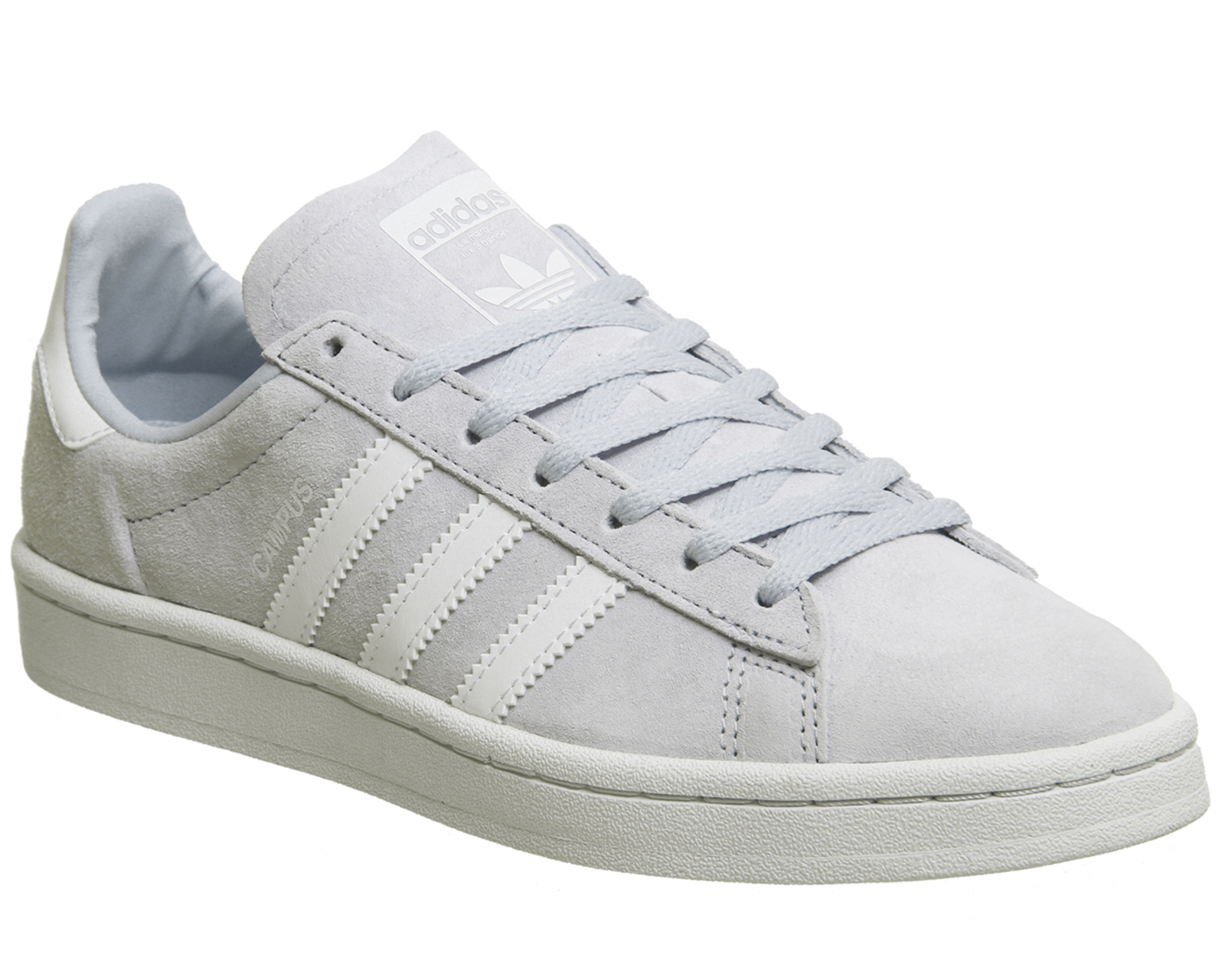 c56611a776e6 Sentinel Womens Adidas Campus Trainers Aero Blue Trainers Shoes