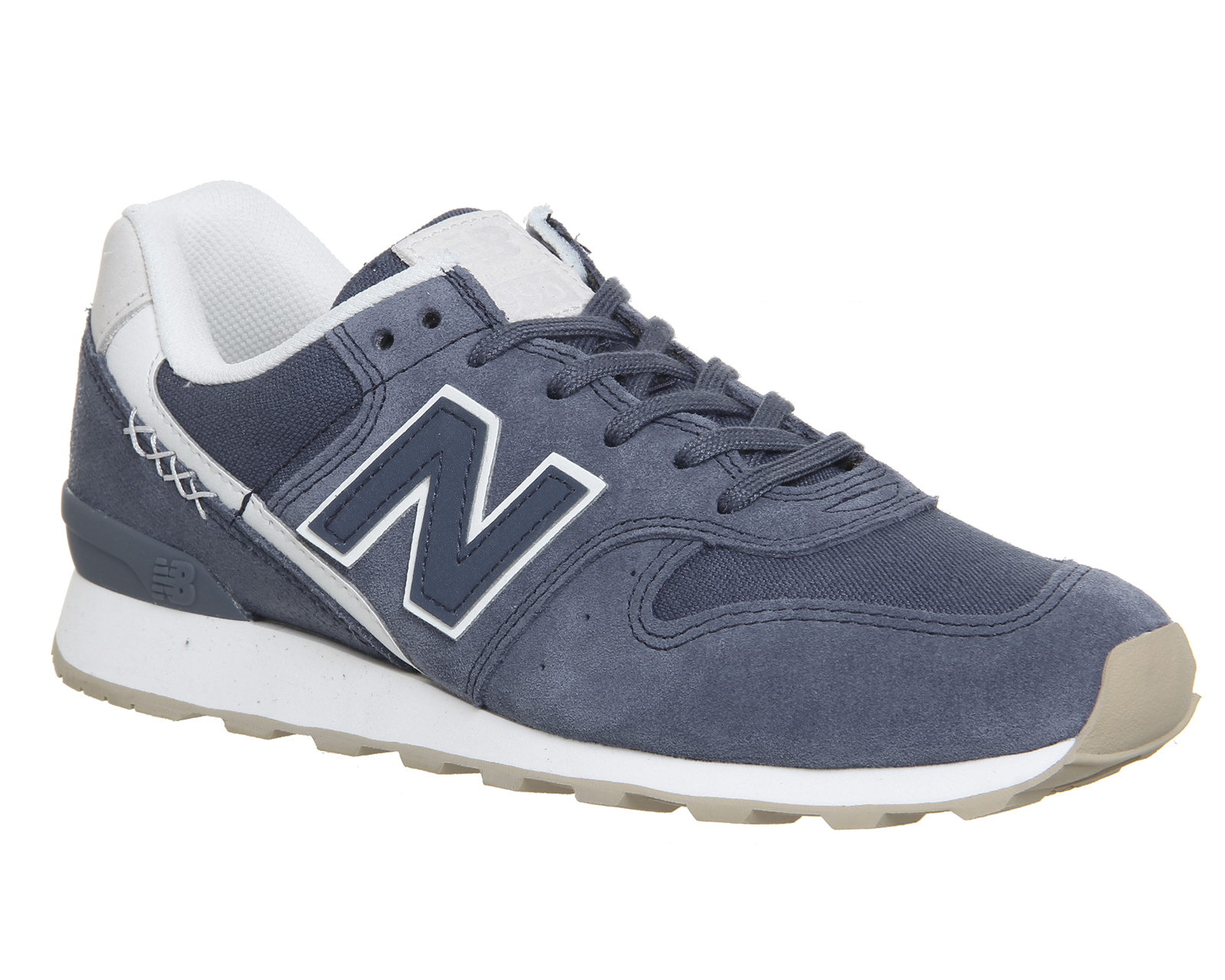 Sentinel Womens New Balance 996 Trainers Vintage Indigo Trainers Shoes 729991e87f15