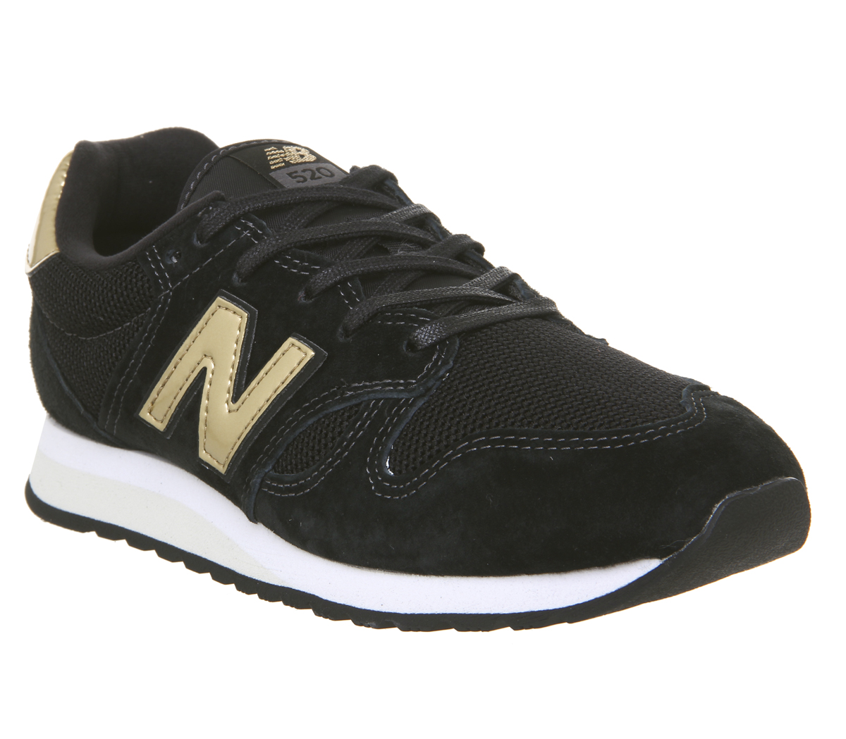 sneakers donna nere new balance
