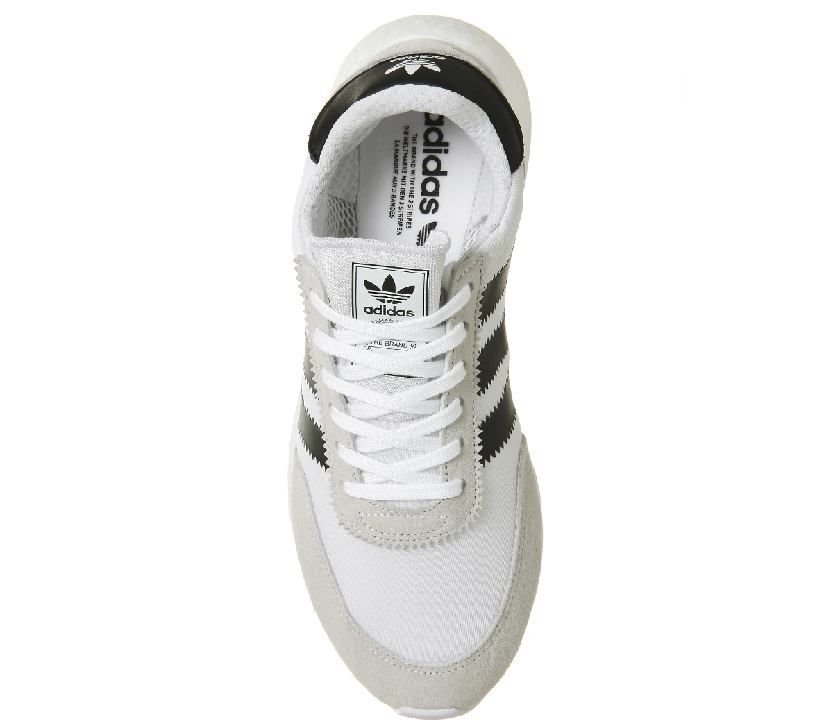 20005a8924b Mens Adidas I-5923 Trainers WHITE CORE BLACK COPPER Trainers Shoes ...