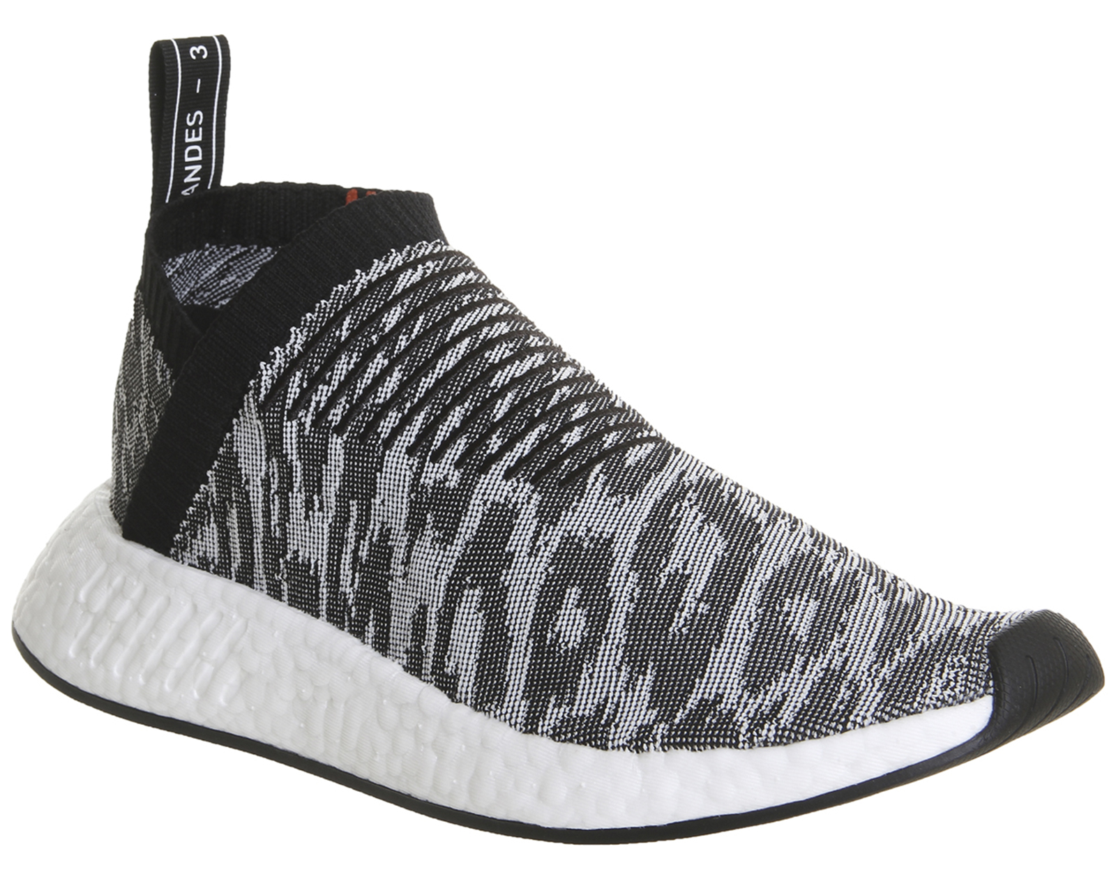 7cd6ae278e70f Sentinel Adidas Nmd City Sock 2 BLACK FUTURE HARVEST PK Trainers Shoes