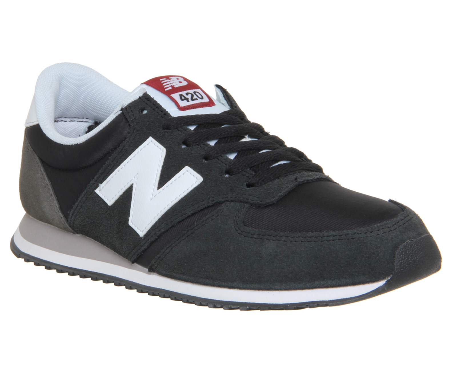 new balance 420 trainers in black mrl420nw nz