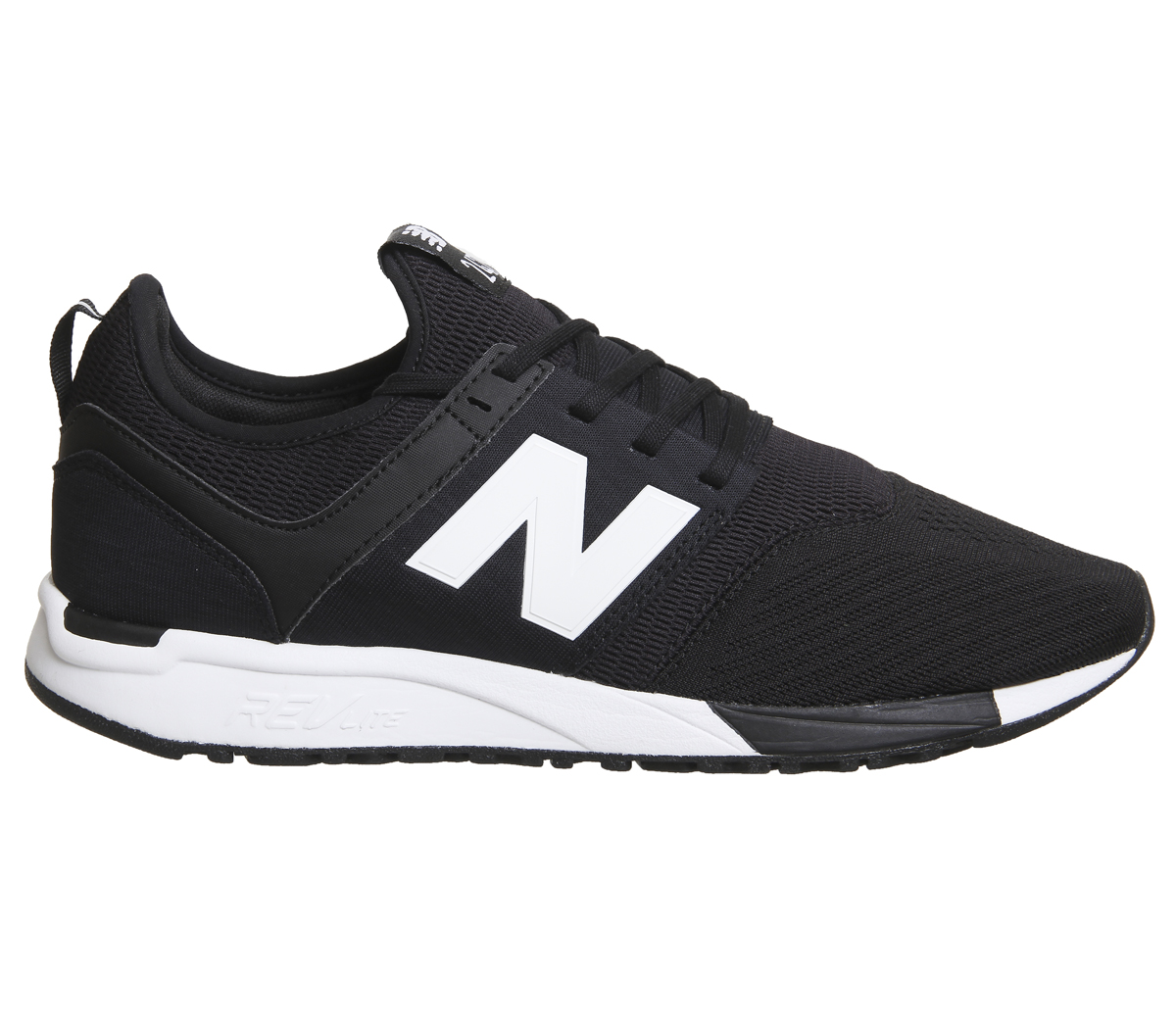 New Balance 247 Sneaker Uomo MRL247CK Black