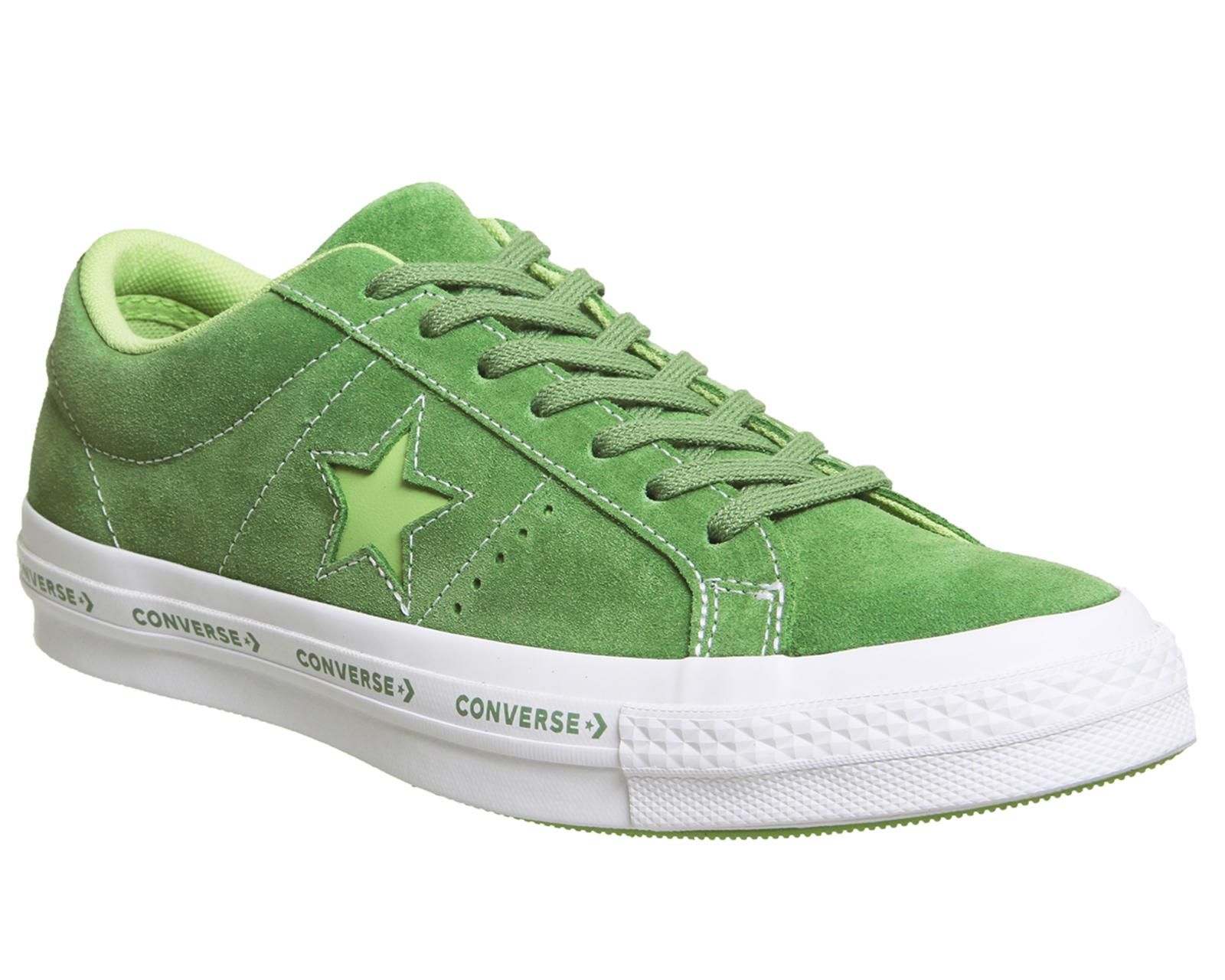 Donna Converse One Star Scarpe sportive verde menta GIADA BIANCHE