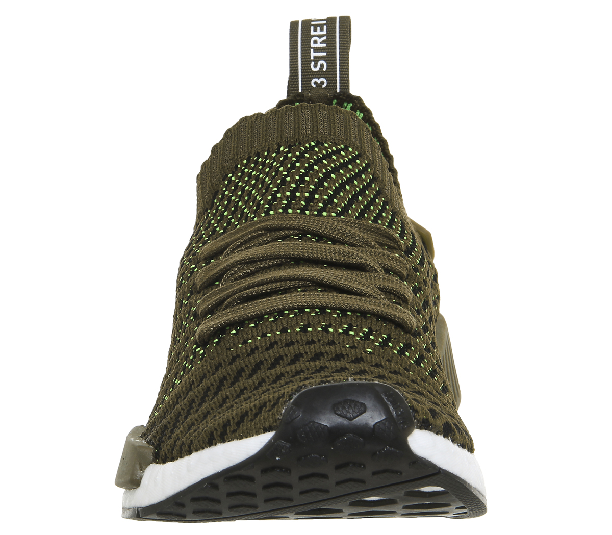 Herren Prime Adidas Nmd R1 Prime Herren Knit Trainers Trace Olive Trainers Schuhes 0dc36c