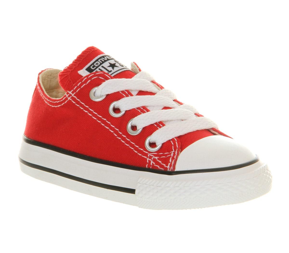 zapatos niños converse