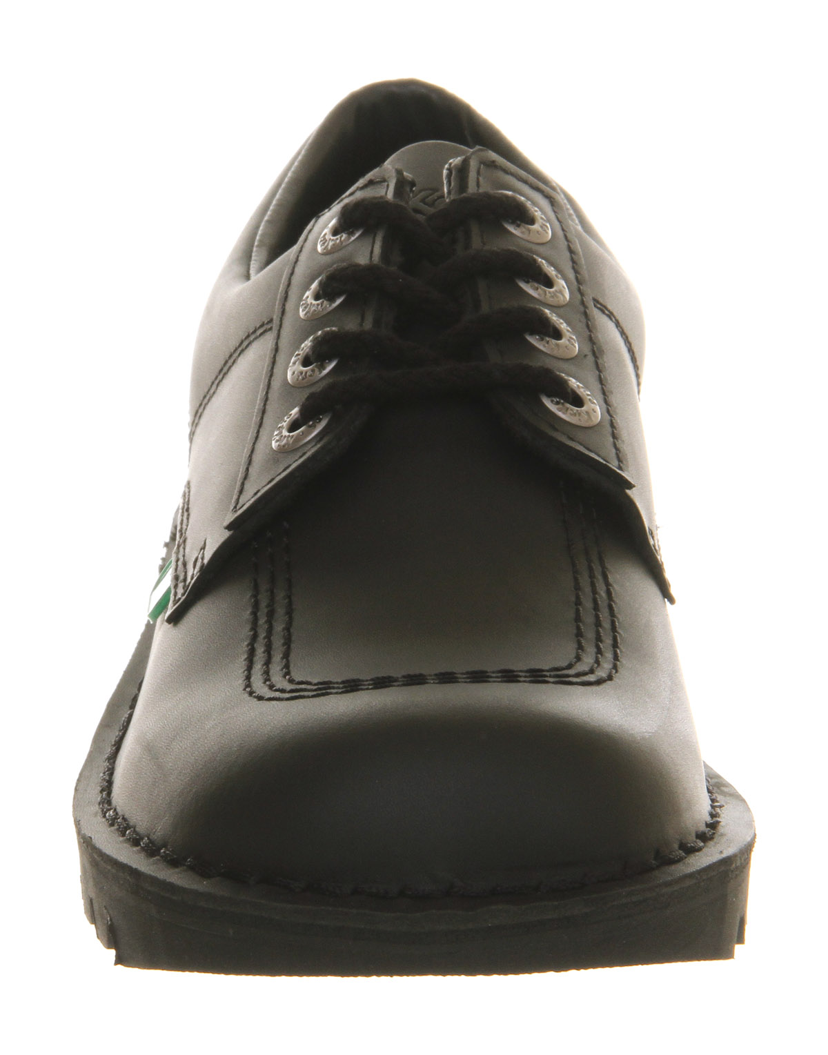 thumbnail 9 - Mens Kickers Kick Lo M Black Leather Formal Shoes