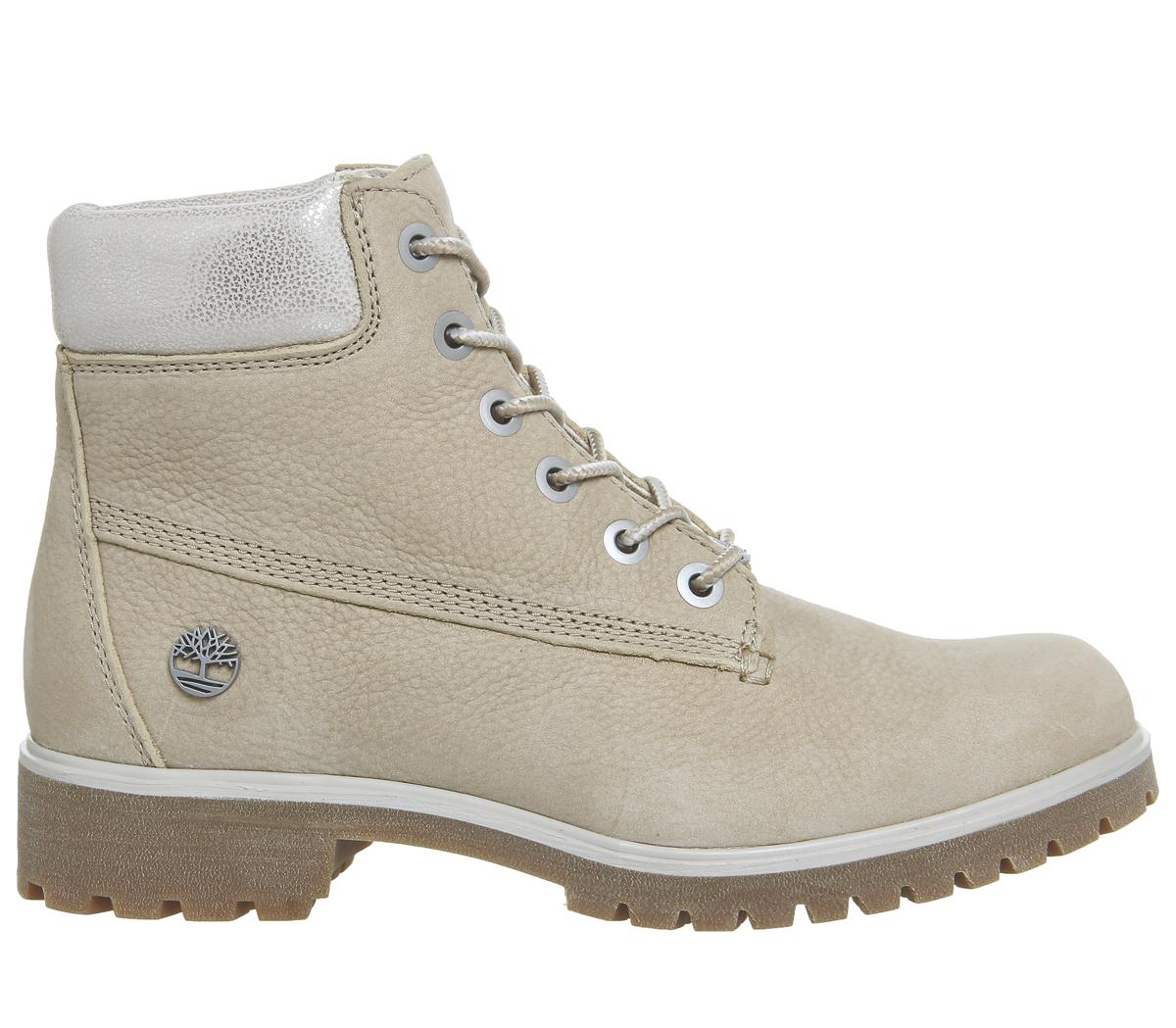 ab2b611565 Sentinel Damen Timberland Slim Premium 6 Inch Boots Grau NOMAD Stiefel