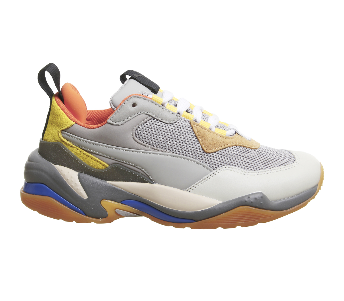 Sentinel Mens Puma Thunder Spectra Trainers Puma White Drizzle Puma Black  Trainers Shoes 9a73b860a