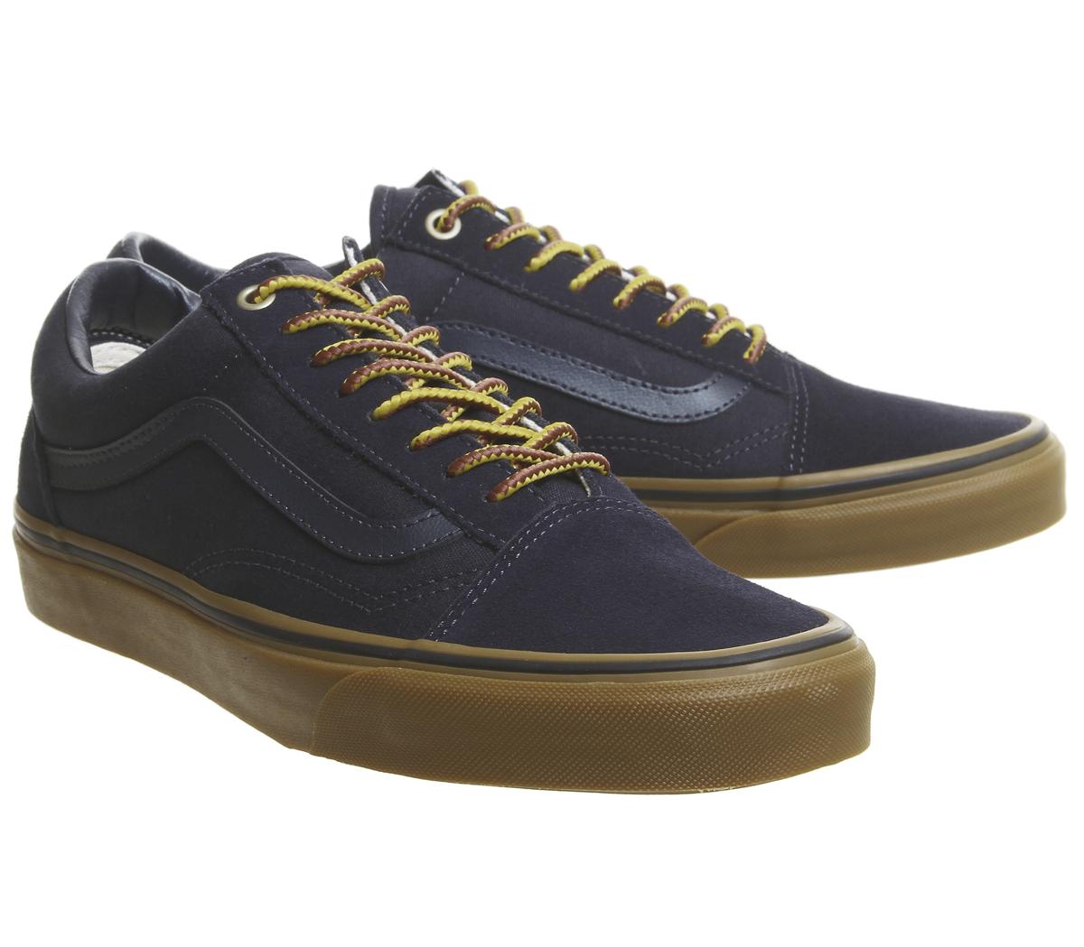 deporte Vans Boot Lace Skool de Zapatillas Shoes Sky Old Captain xRgqZRwa