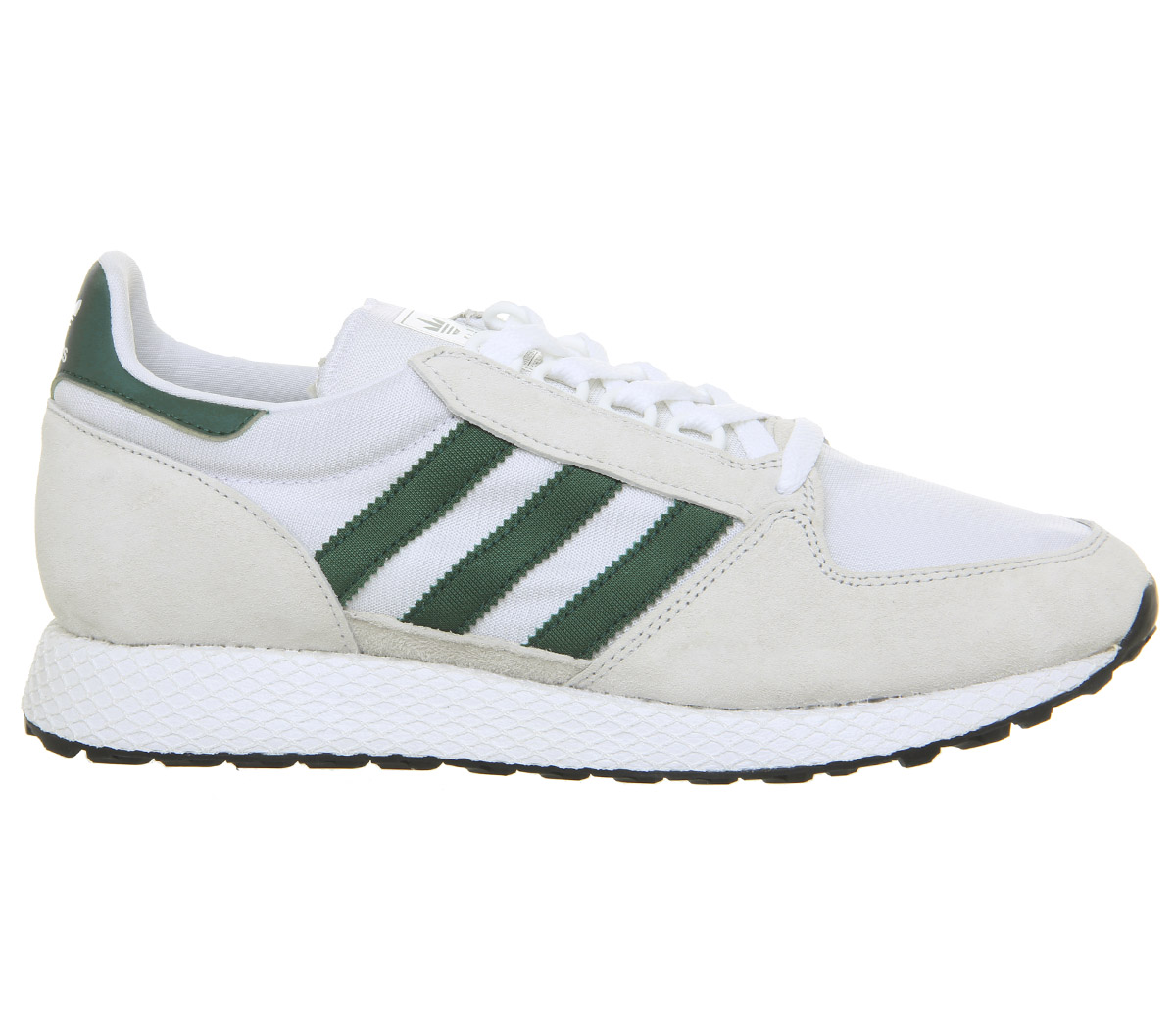 Sentinel Womens Adidas Forest Grove Trainers Crystal White Collegiate Green  Core Black Tr e8a69c72f
