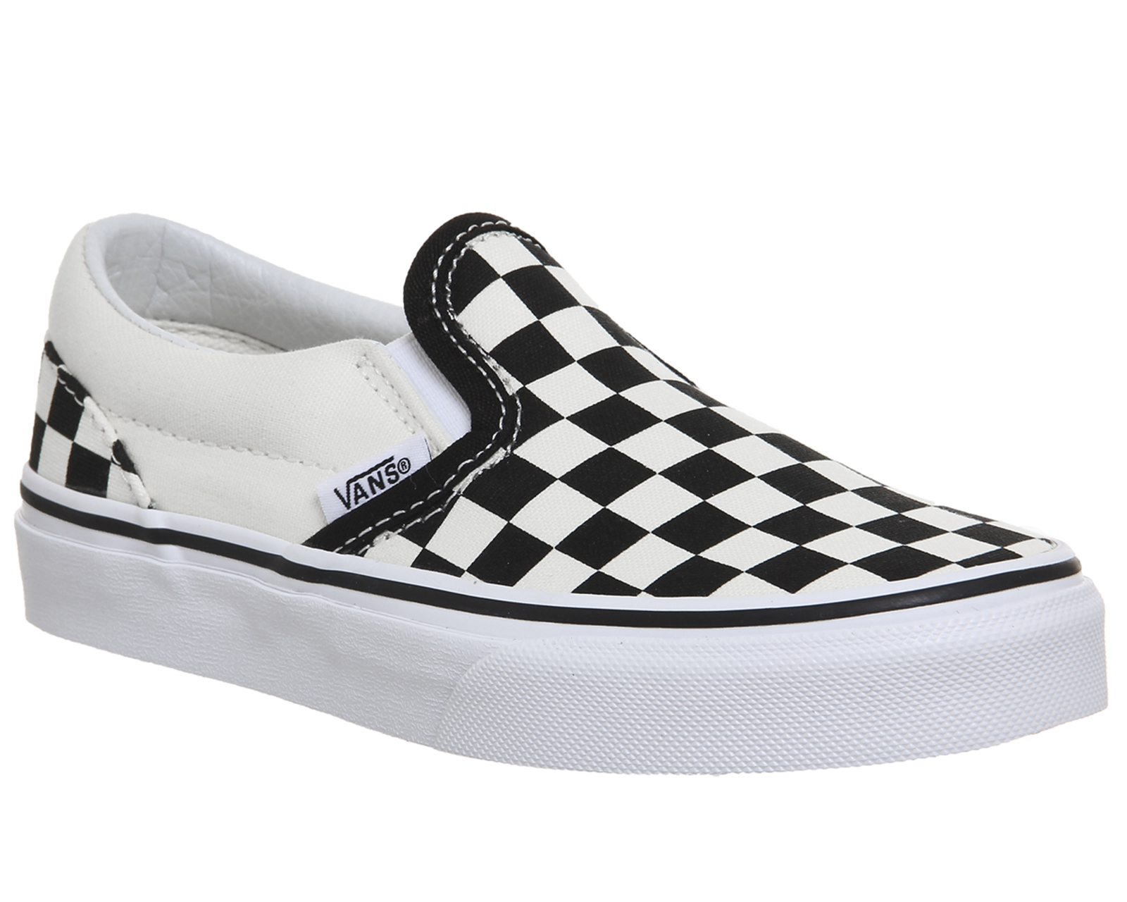vans checkerboard kinder