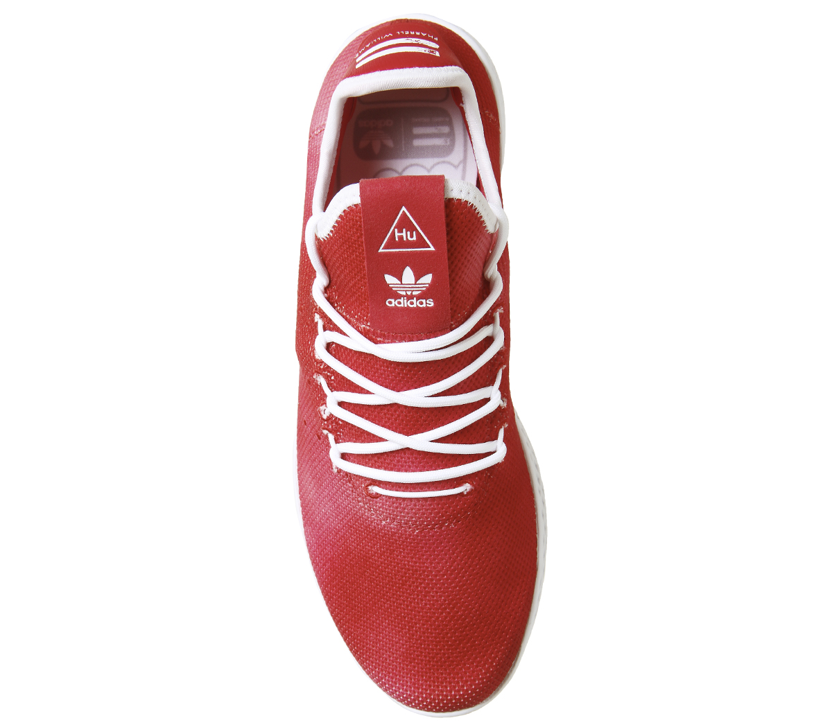 Da Da Da Uomo Adidas Pw Tennis   da ginnastica Scarlet Bianco   Da Ginnastica Bianco 779218