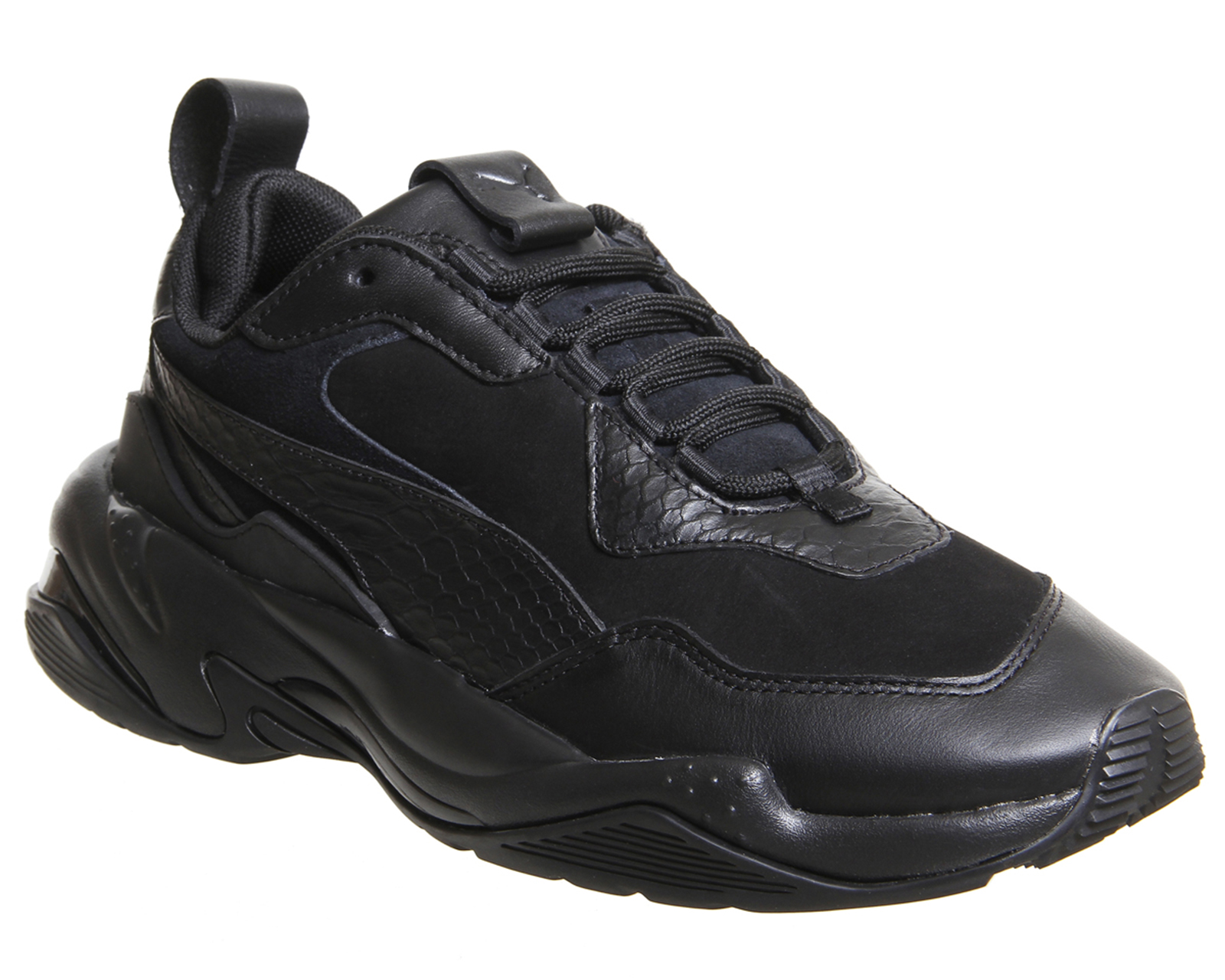 534020b8f7bcd0 Sentinel Puma Thunder Desert Trainers Puma Black Trainers Shoes