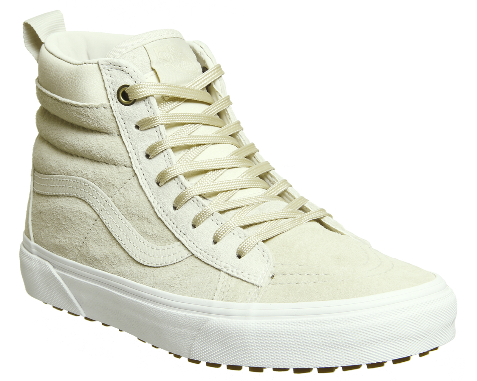 73f2a5a057ee Sentinel Womens Vans Sk8 Hi Mte Cement Birch Trainers Shoes