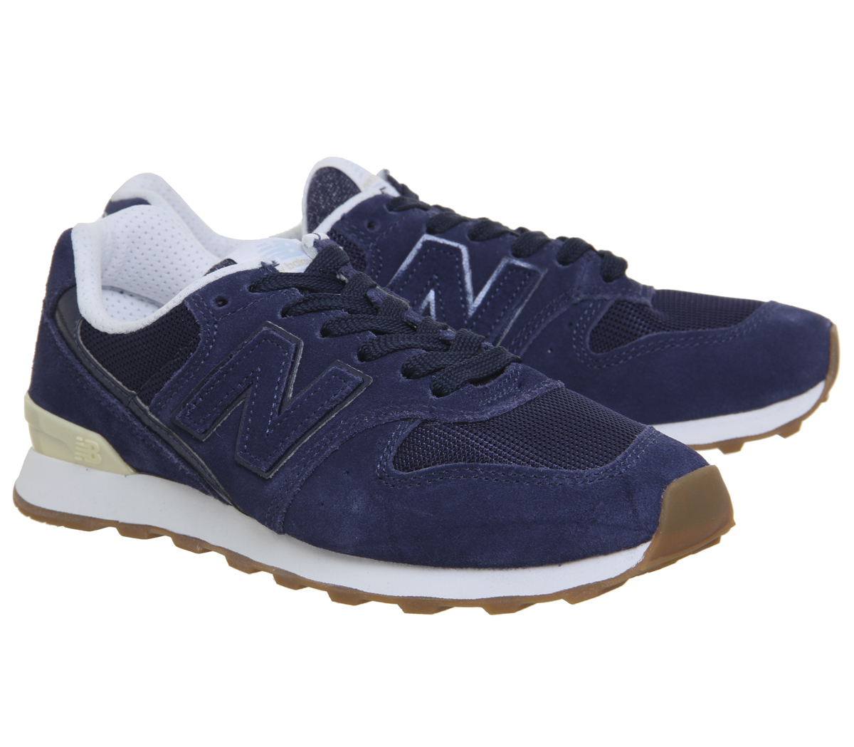 Womens New New New Balance 996 Trainers PIGMENT WHITE Trainers Shoes 07a457