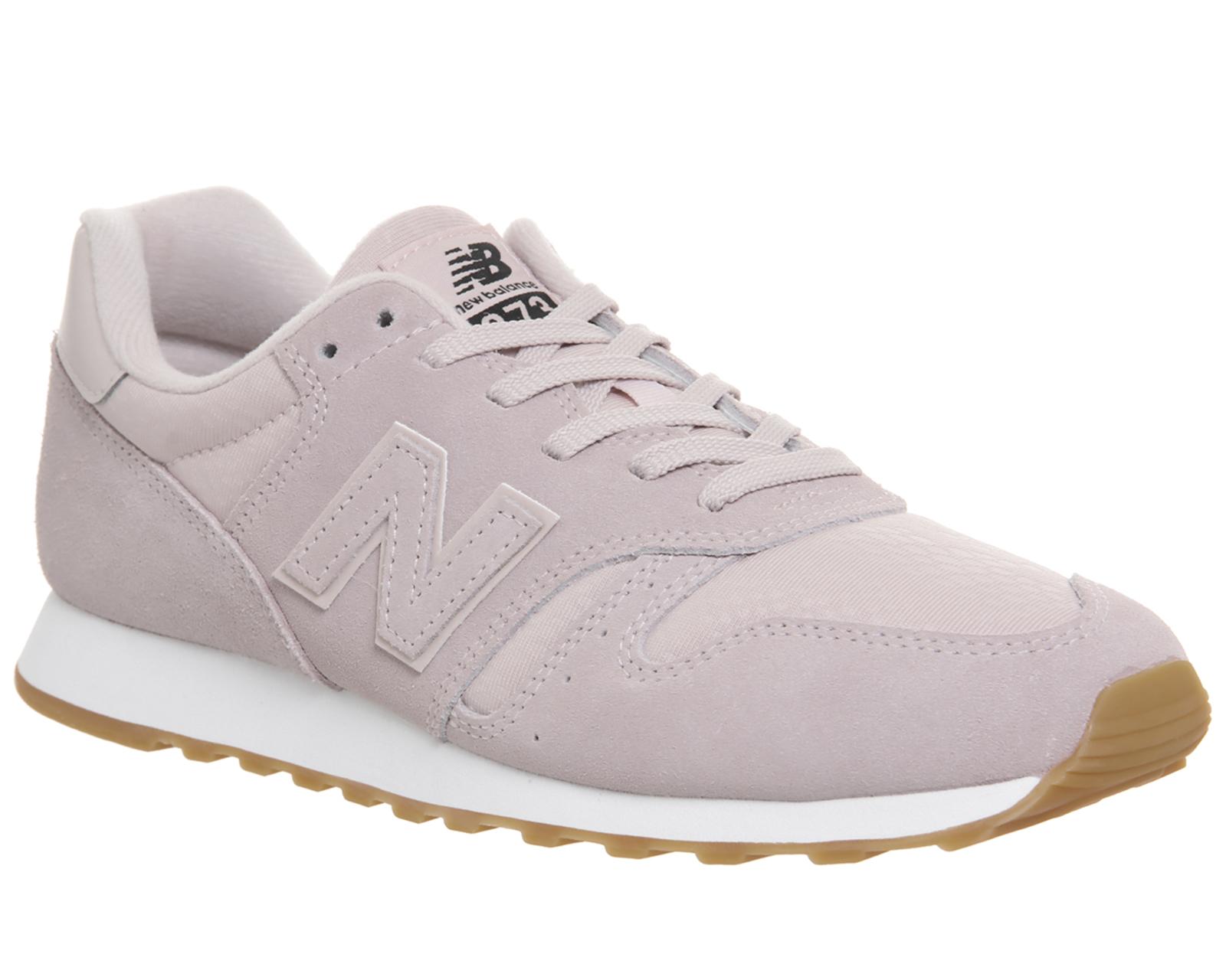 new balance beige pink