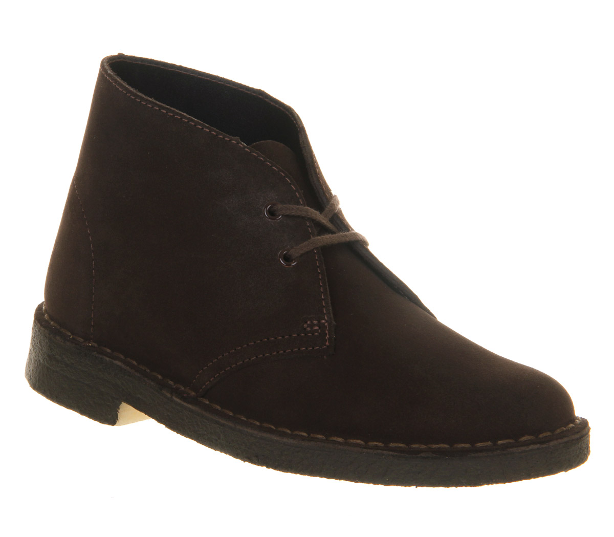 clarks womens brown suede boots