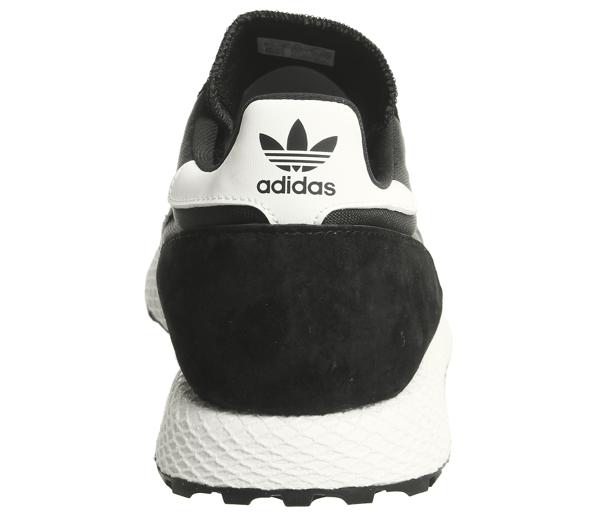 d3a4bc364ce Sentinel Womens Adidas Forest Grove Trainers CORE BLACK WHITE Trainers Shoes