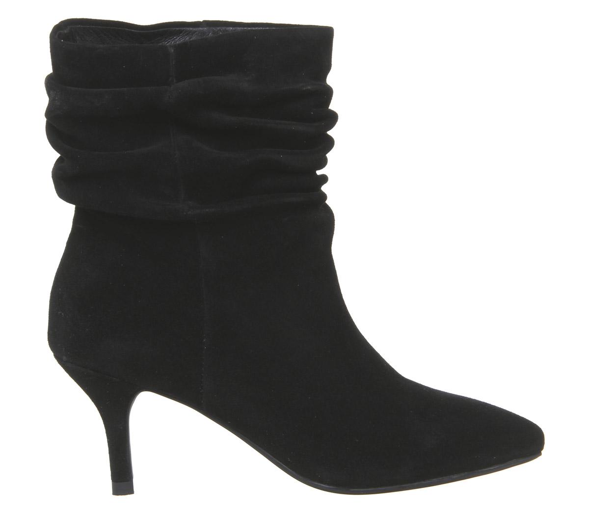 Agnete Slouchy Scarpe Nero Bear The da donna Boots qIPwIAfg