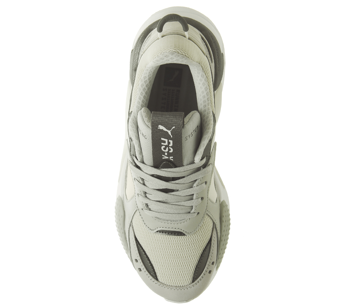 878c5fdc7974 Womens Puma Rs-X Trophy Trainers Grey Violet Vaporous Grey Trainers ...
