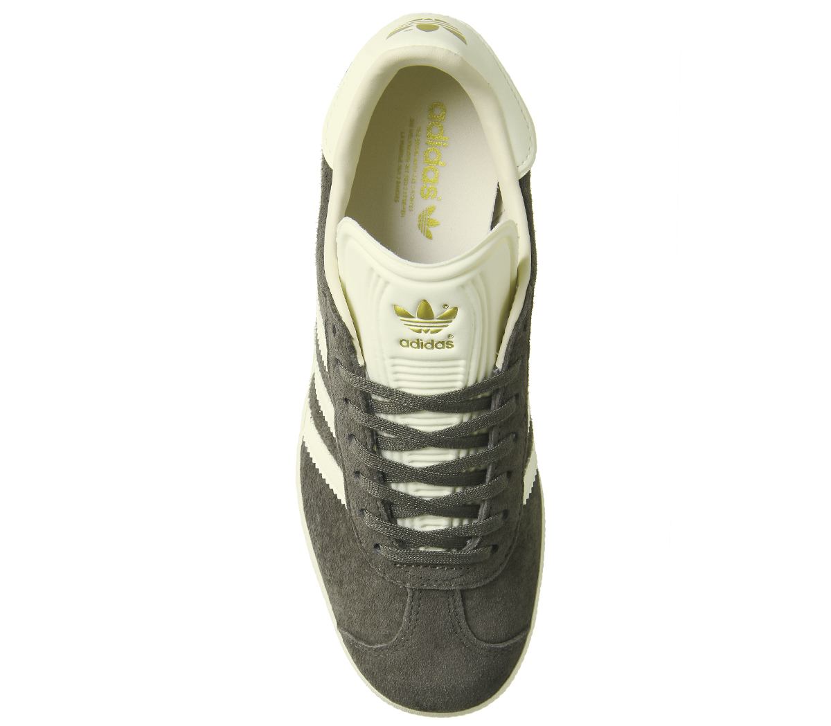 Wo Hommes Adidas Gazelle Trainers  BRANCH CREAM blanc  Trainers LINEN Trainers Chaussures 0ca565