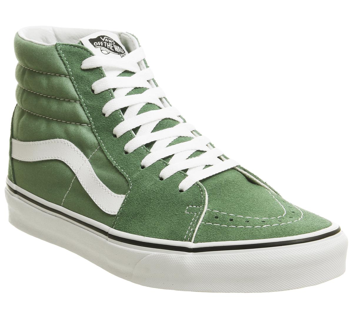 Mujer Botín Sk8 Verde Profundo Tipo Pasto Vans True Zapatillas rxIqTr4