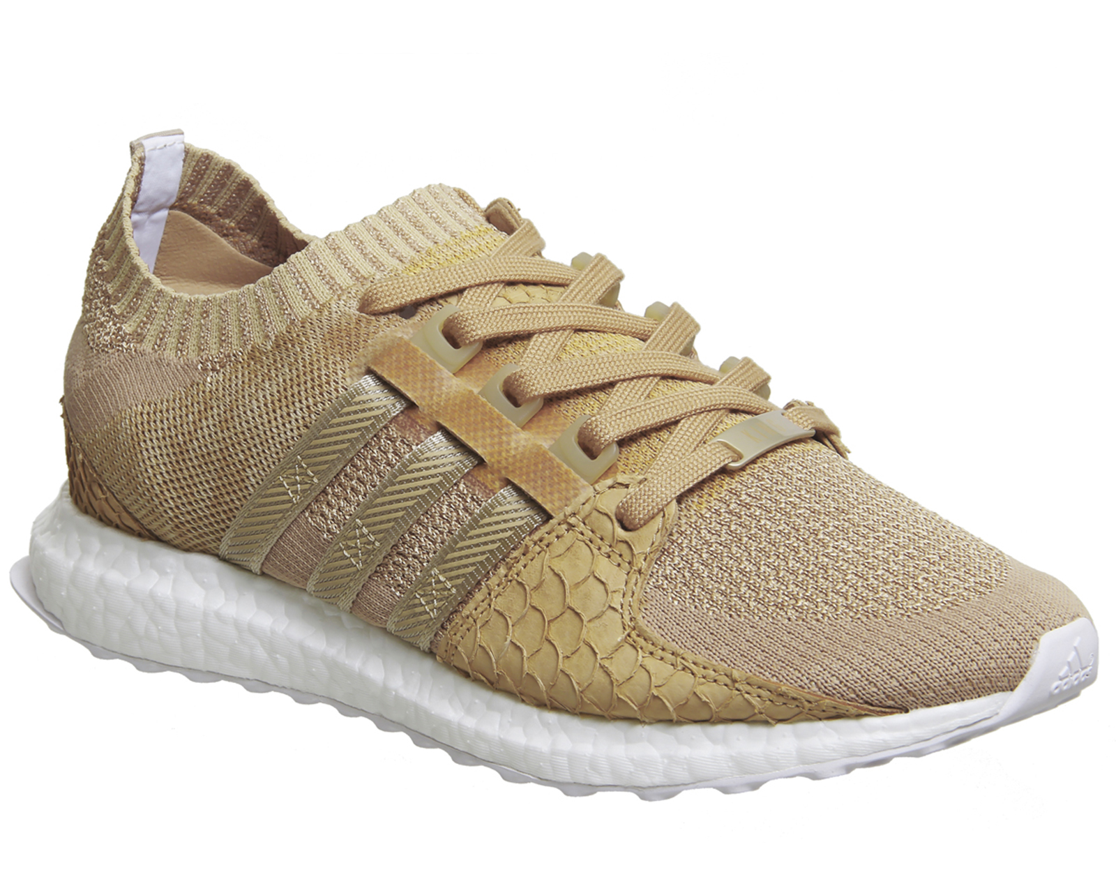 d38f17cb5 Sentinel Adidas Eqt Support Ultra PUSHA T BROWN BAG Trainers Shoes