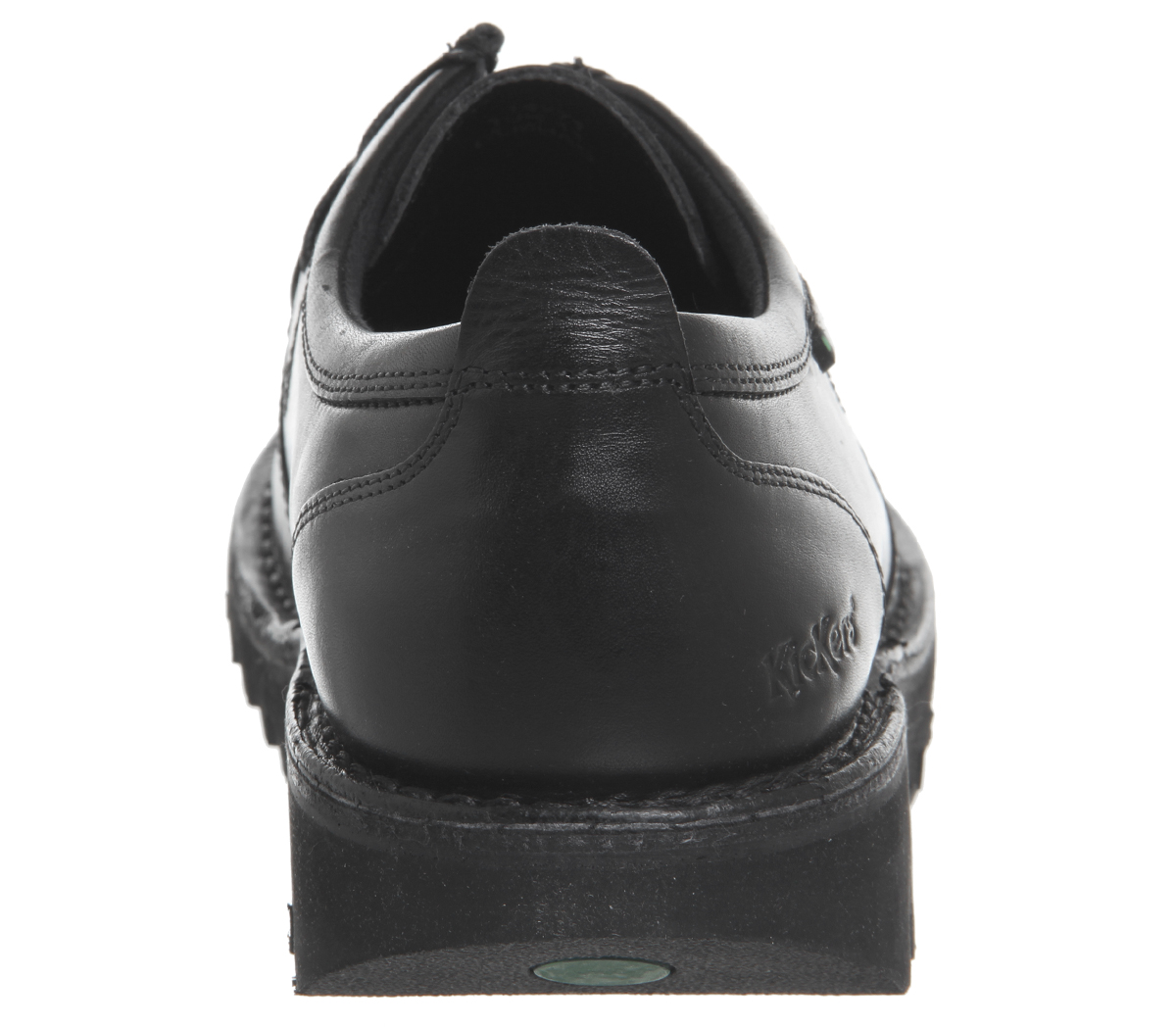 Schuhes Uomo Kickers Kick Wallbi Schuhes  BLACK LEATHER Casual Schuhes b7f7ee