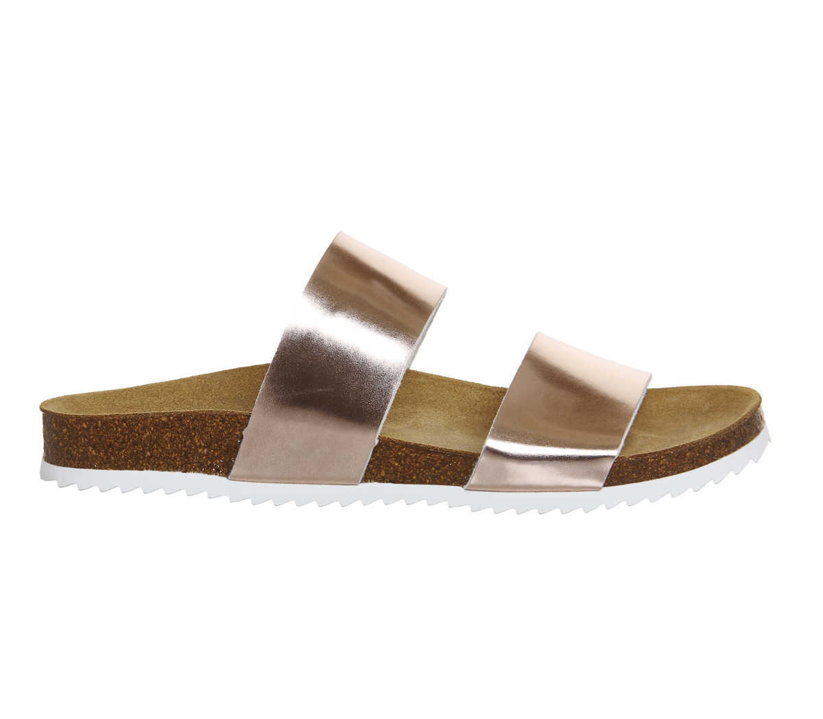 89edd204803 Womens-Office-Oslo-2-Rose-Gold-Sandals thumbnail 10