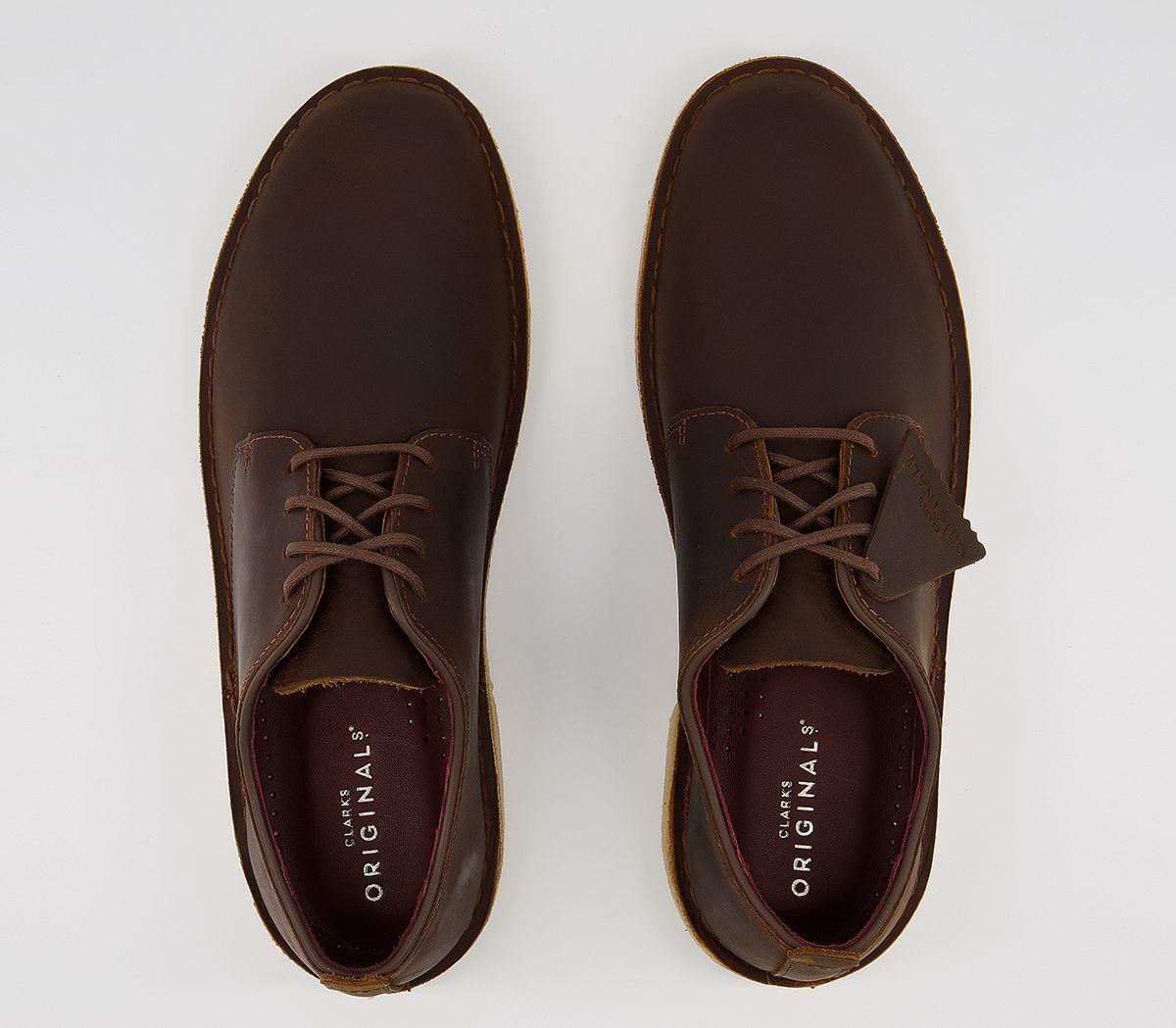 f1e806ed Hombre Clarks Originals Desierto Londres Zapatos Abeja Nuevo Zapatos ...