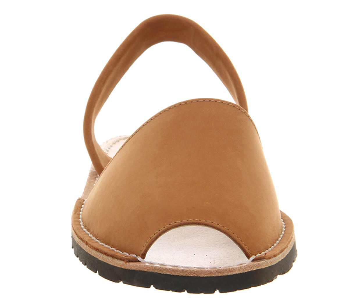 Womens-Solillas-Solillas-Sandals-Tan-Leather-Sandals thumbnail 10