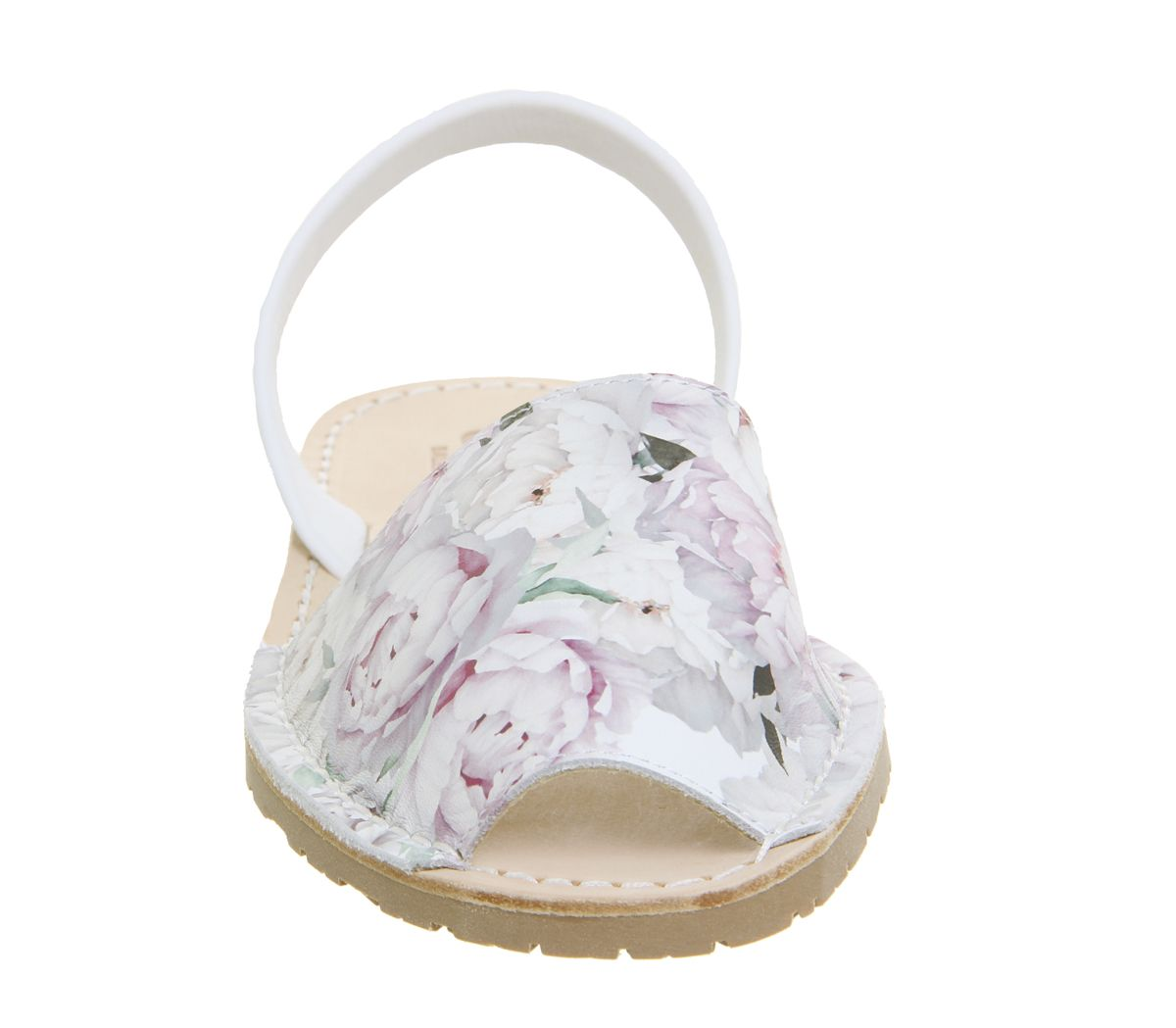 Womens-Solillas-Solillas-Sandals-Floral-Print-Sandals thumbnail 10