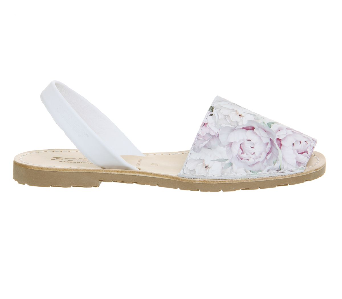 Womens-Solillas-Solillas-Sandals-Floral-Print-Sandals thumbnail 6