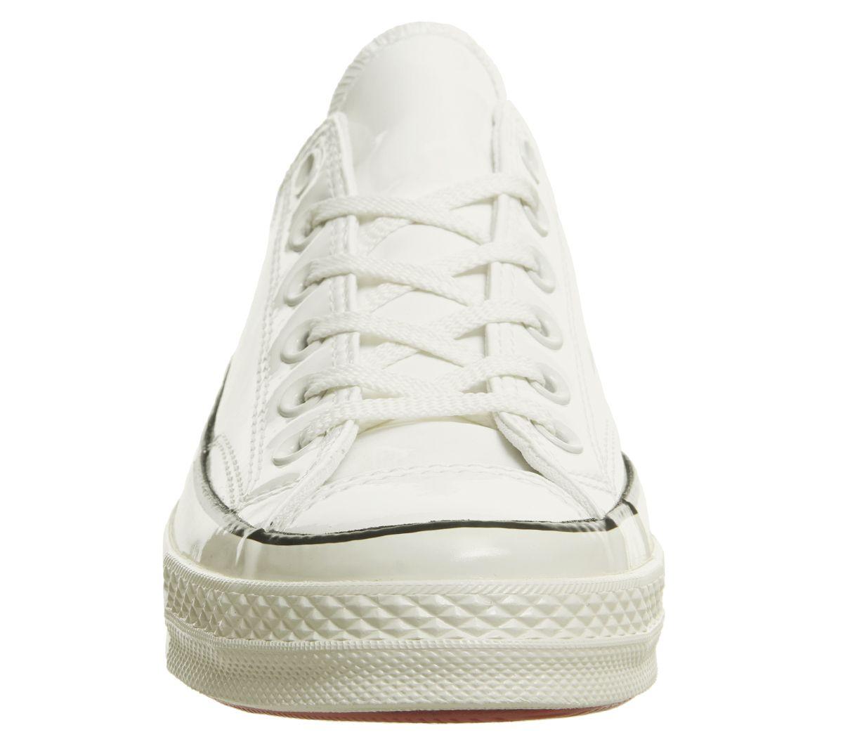 9f421a70255b Donna Converse All Star Ox ANNI  70 Scarpe Sportive Bianco Vintage ...