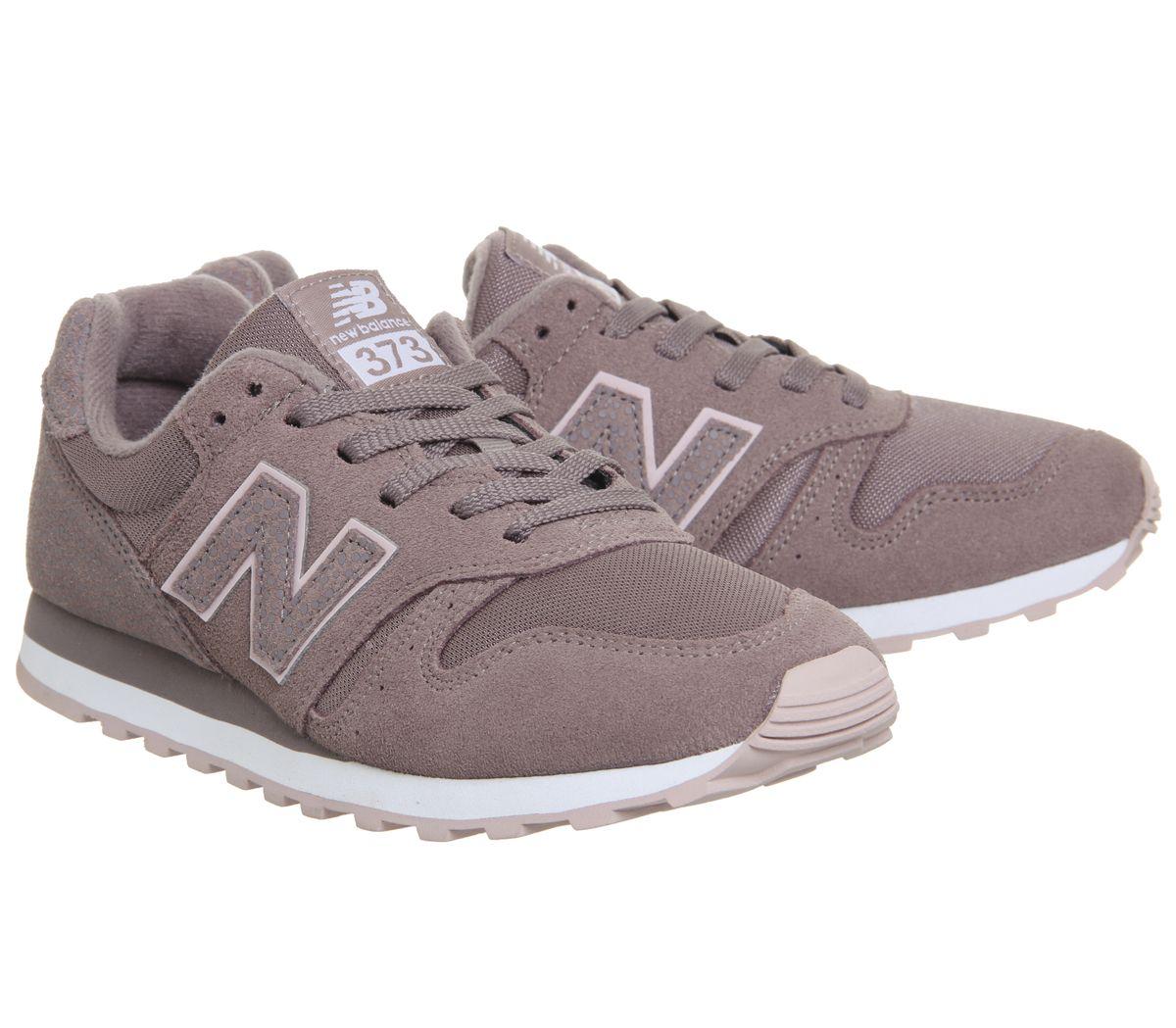 la meilleure attitude 6ebc5 f4609 Details about Womens New Balance W373 Trainers Latte Exclusive Trainers  Shoes