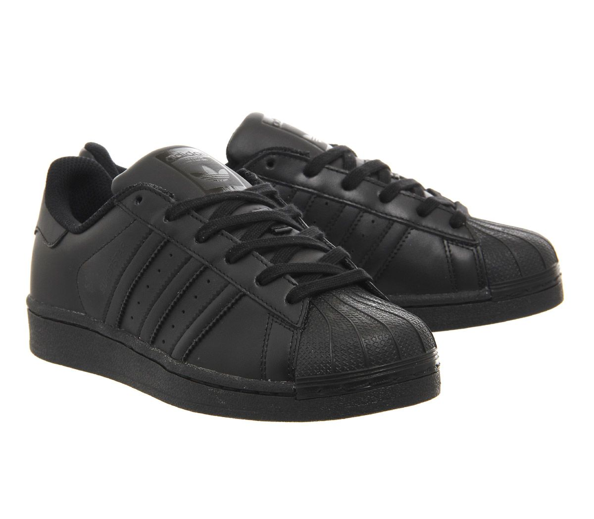 adidas superstar nere costi
