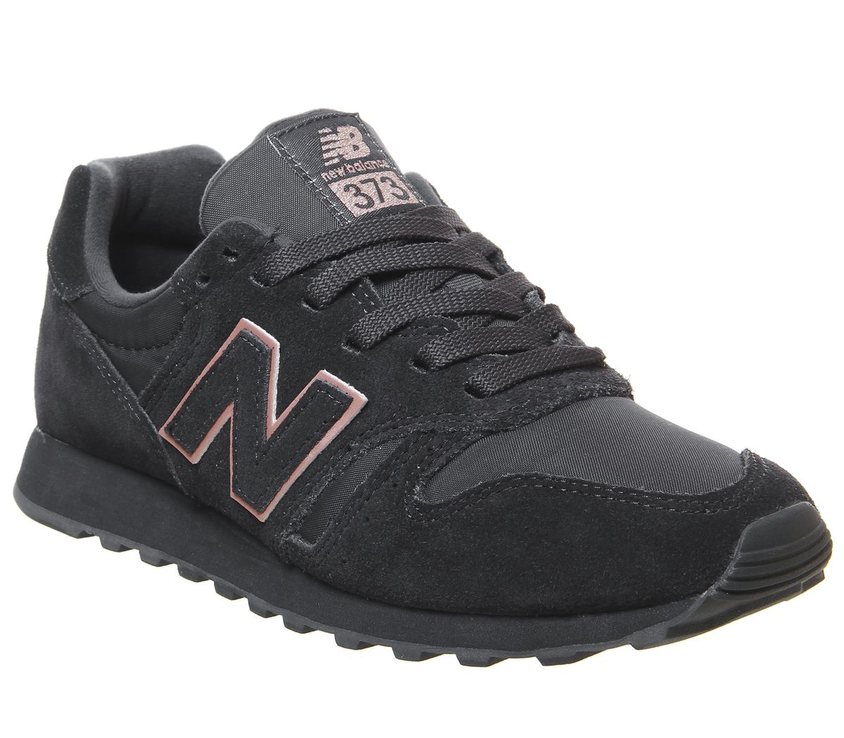 84f052b04f Détails sur Chaussures Femme New Balance Wl373 Baskets Phantom Or Rose  Exclusive Trainers Shoes- afficher le titre d'origine