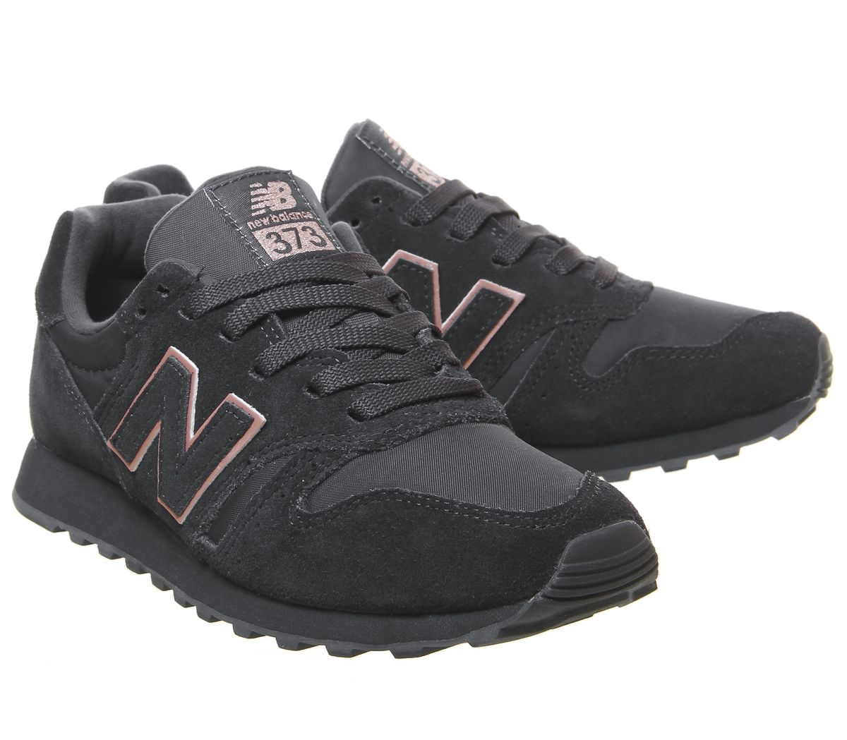 cheap for discount 893df ceff6 Sentinel Womens New Balance Wl373 Trainers Phantom Rose Gold Exclusive  Trainers Shoes