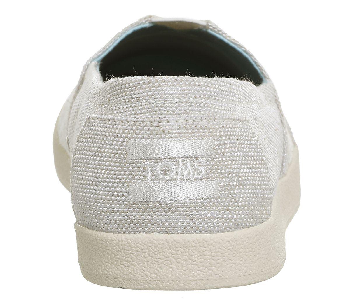 Womens-Toms-Avalon-Sneakers-Natural-Yarn-Dye-Flats thumbnail 12