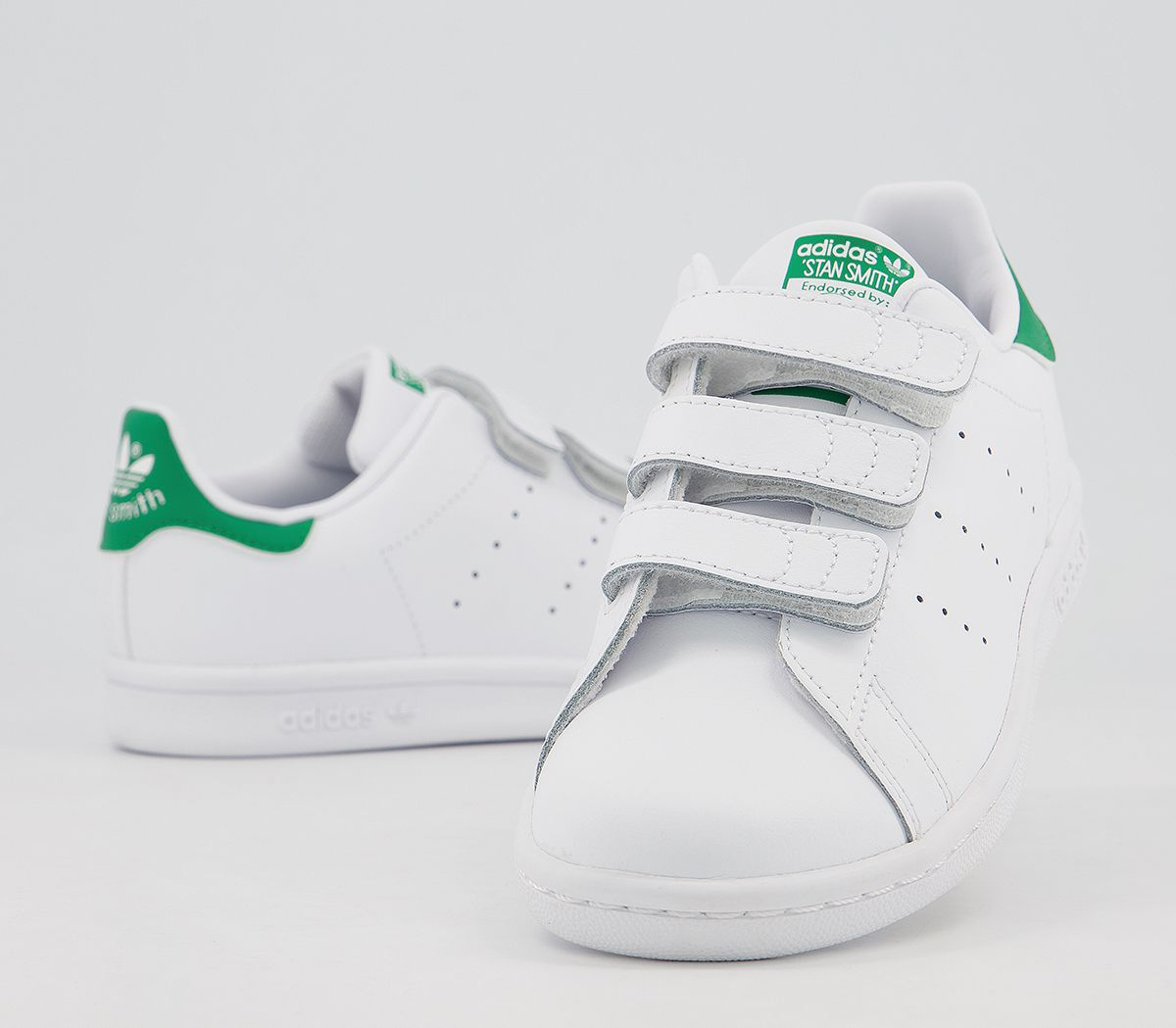 add17031c8805 Basket pour fille Adidas Originals Stan Smith CF C Color Blanc 34. À propos  de ce produit. Photo générique  Photo 1 8  Photo 2 8  Photo 3 8