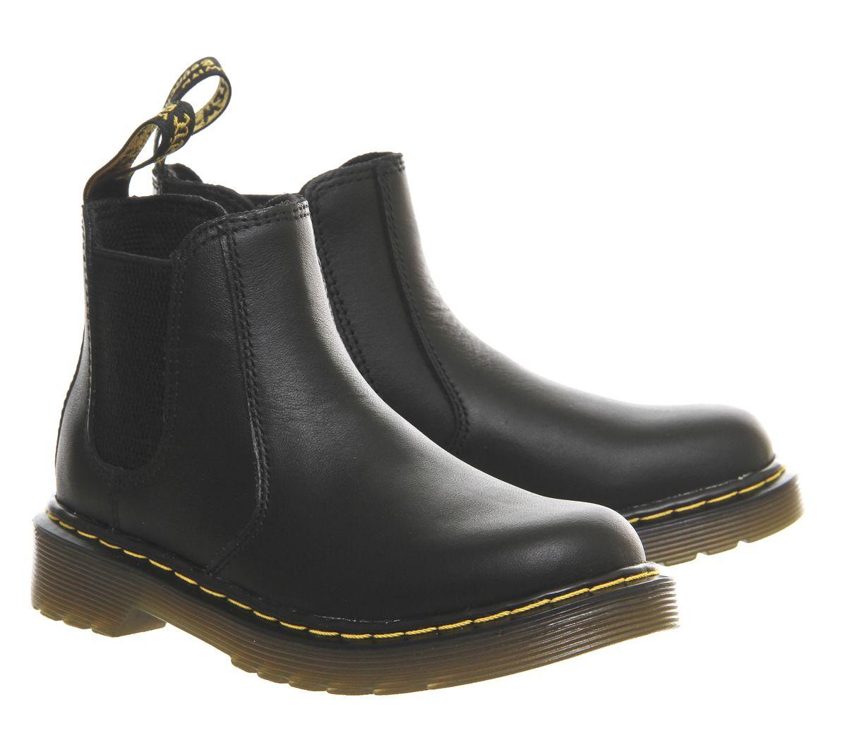 272e5a95526 Kids Dr. Martens Banzai Chelsea Boots (Junior) Black Kids