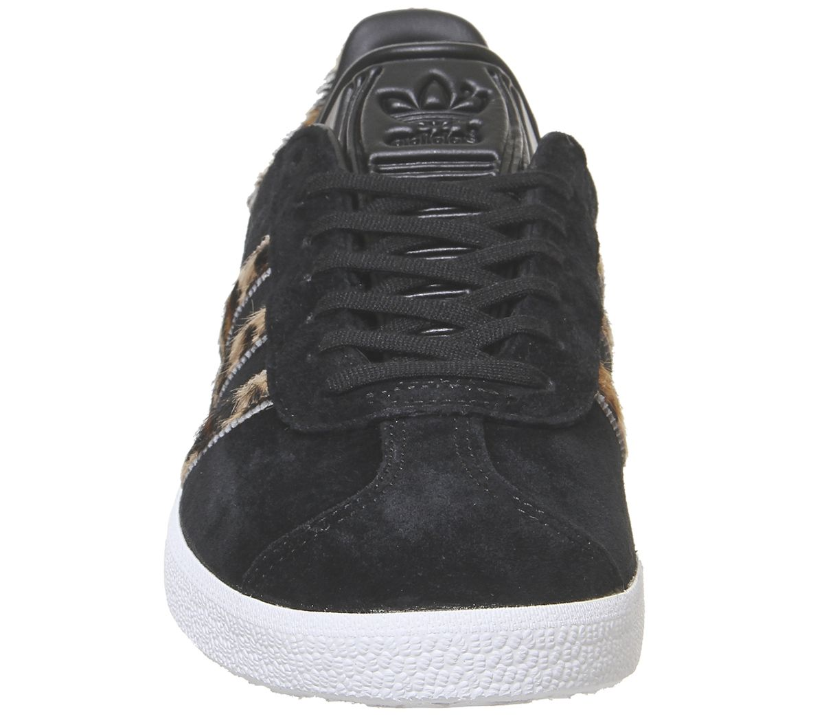 gazelle adidas mujer negras