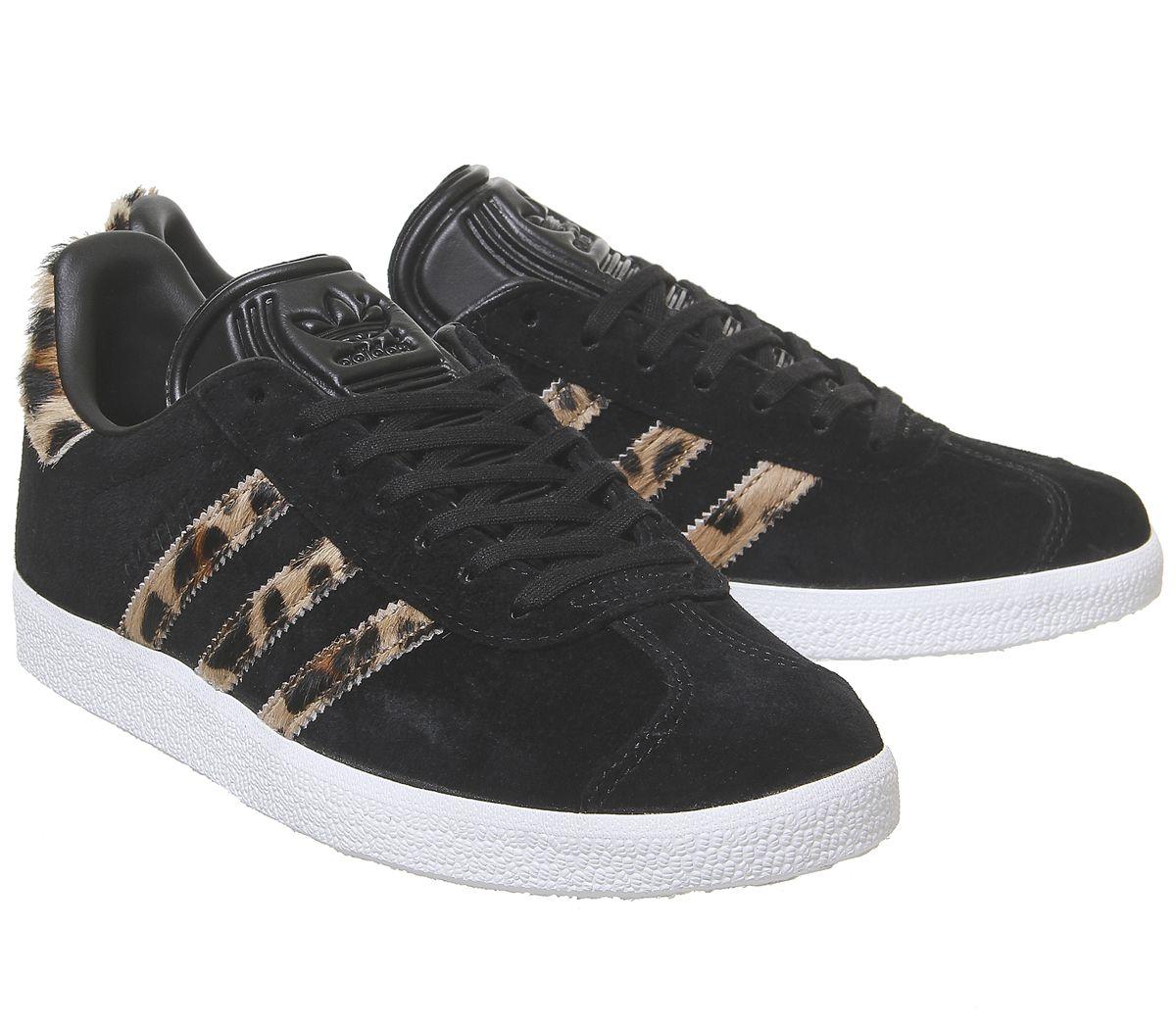 gazelle adidas noire femme