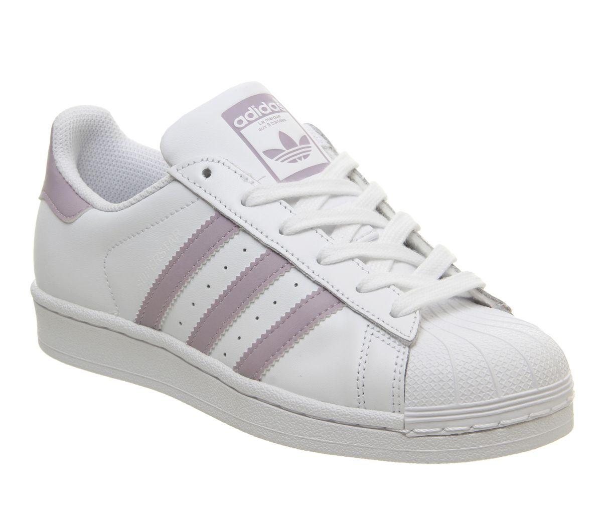 new arrival 12a45 e3976 SENTINEL Donna Adidas Superstar 1 formatori visione morbida nera scarpe da  ginnastica scarpe bianco