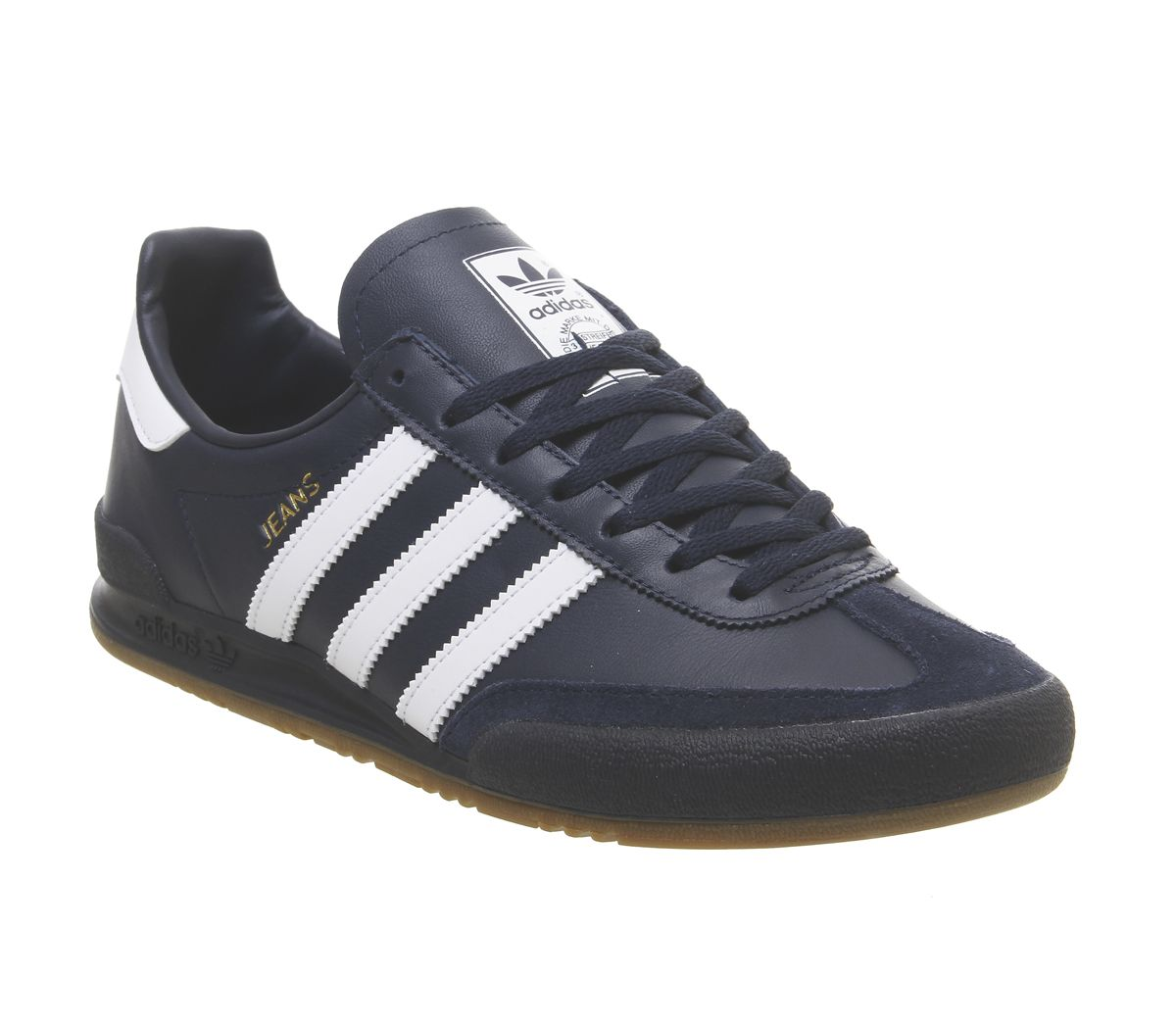837116f64ce Sentinel Adidas Jeans Trainers Collegiate Navy White Legend Ink Trainers  Shoes