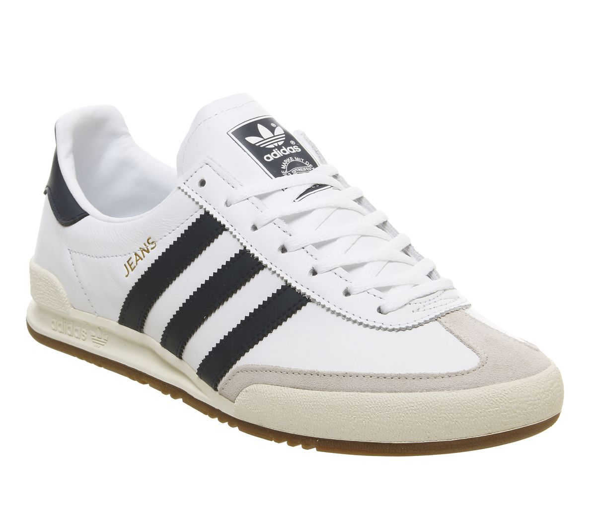 adidas Jeans (Ftwr White Collegiate Navy Clear Brown)